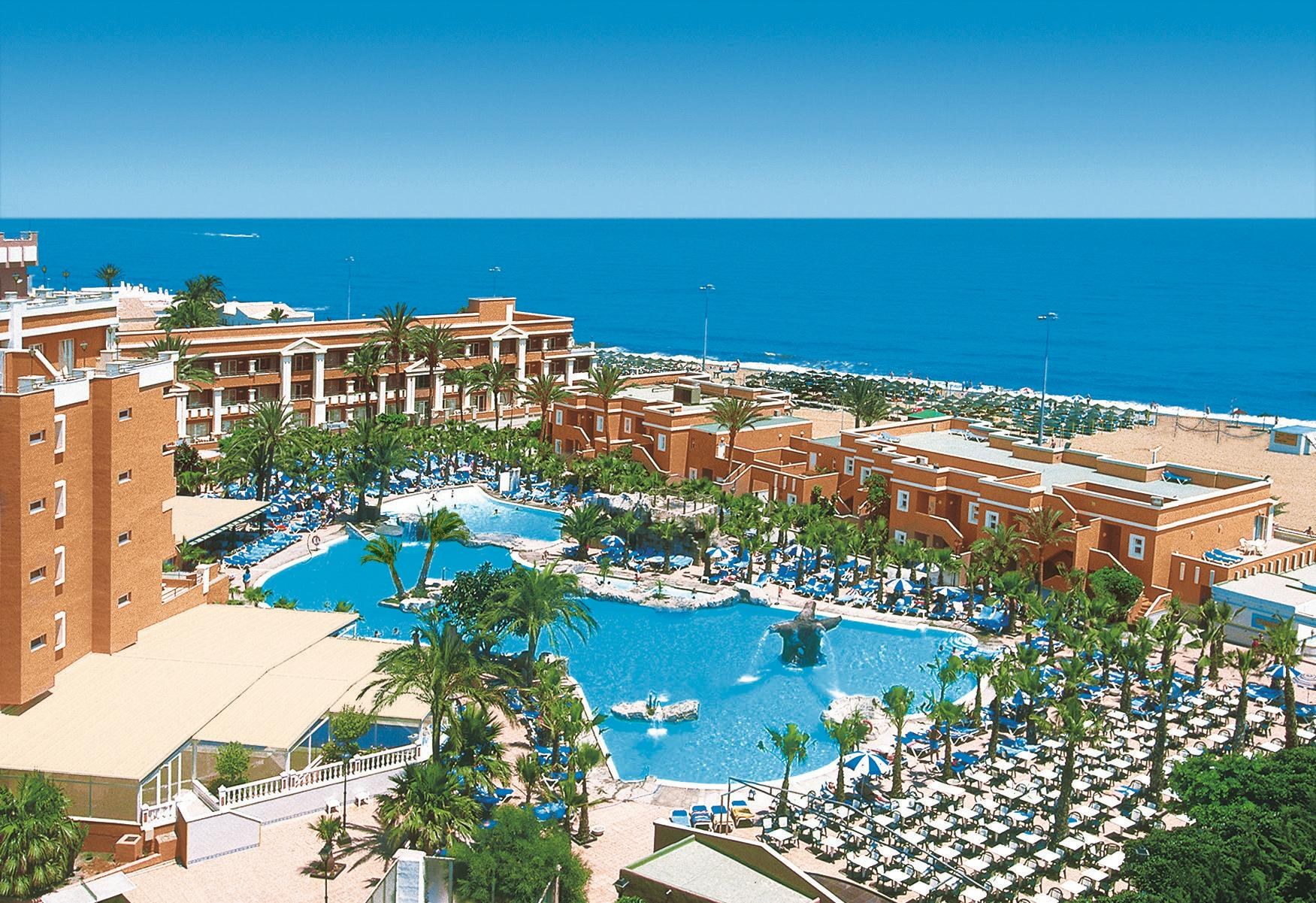 Andalusien Hotel Direkt Am Strand