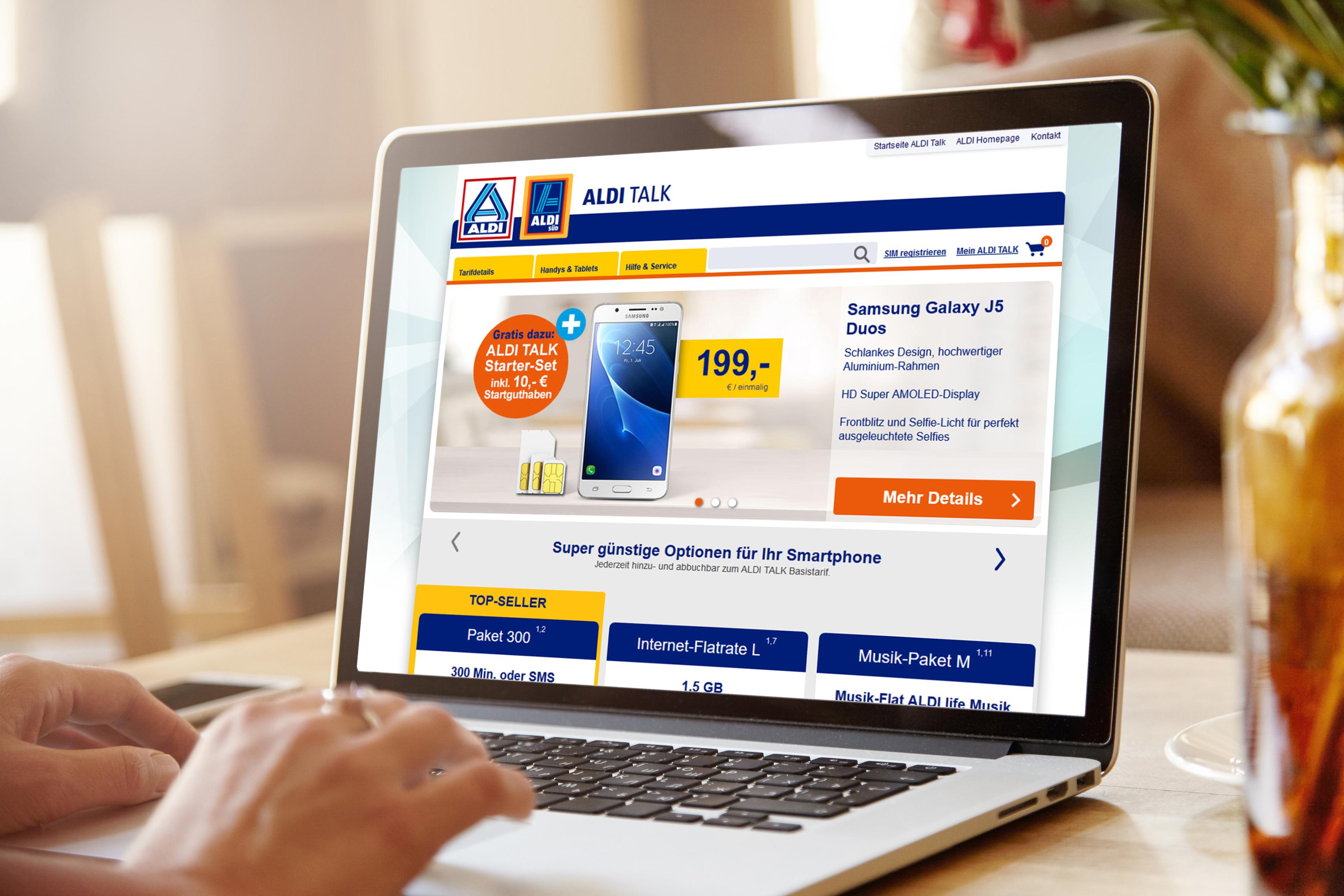sms online lesen aldi talk