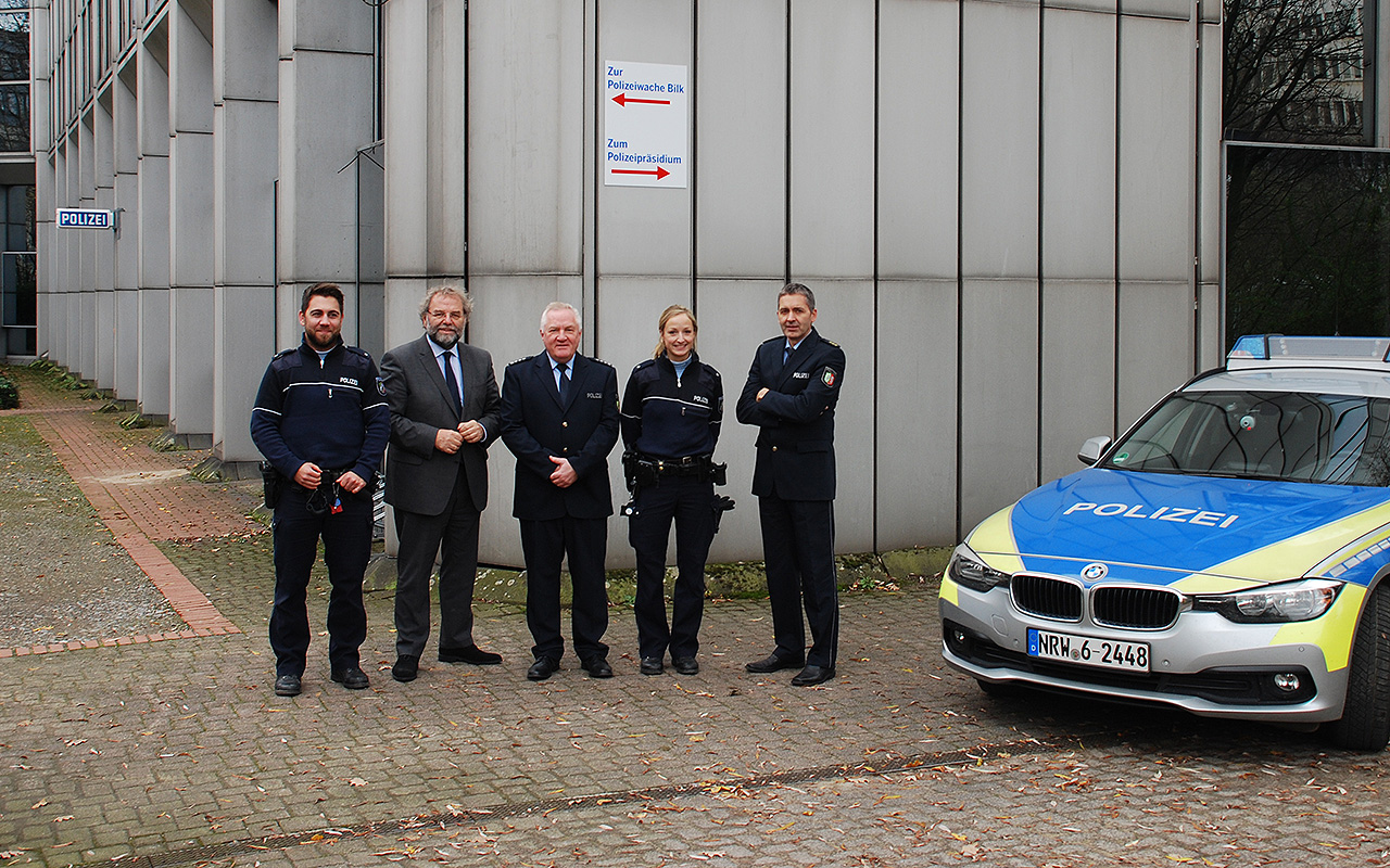 POL-D: Neuer vorübergehender Standort für die Polizeiwache ...