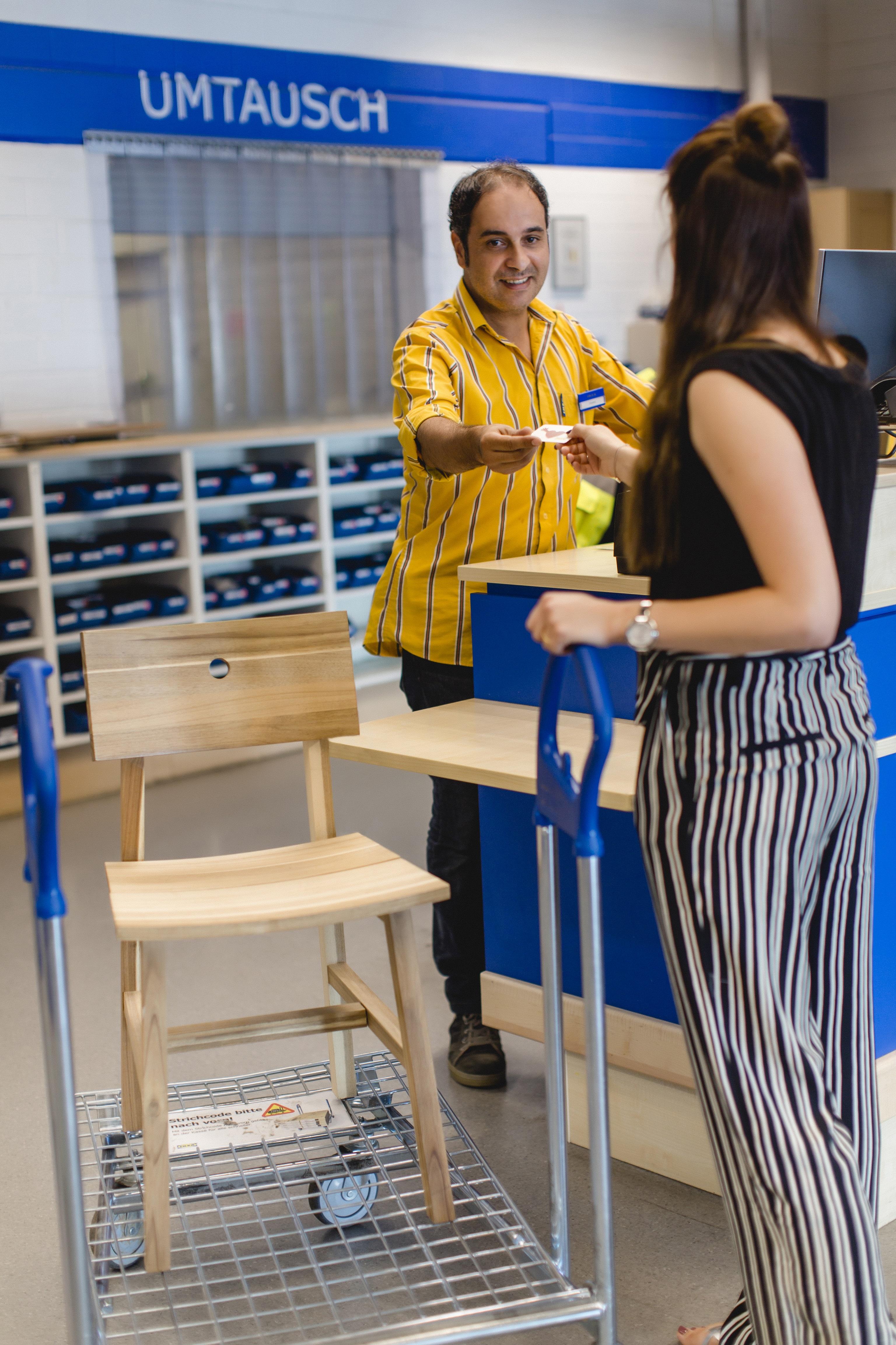 Zweite Chance Für Billy Und Co Ikea Startet Test Zum Rückkauf