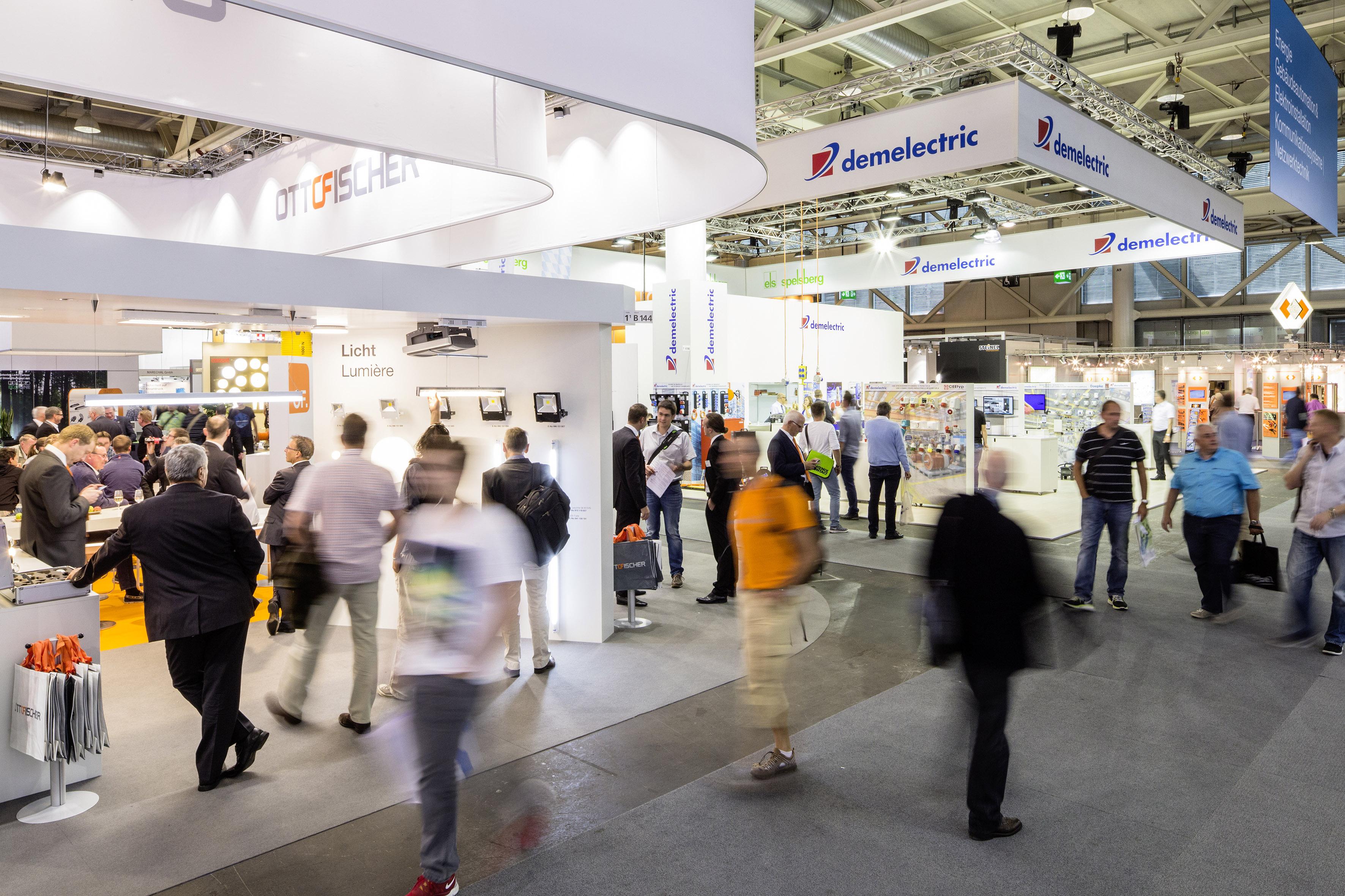 Le salon suisse de la technologie intelligente du b timent for Salon de la technologie