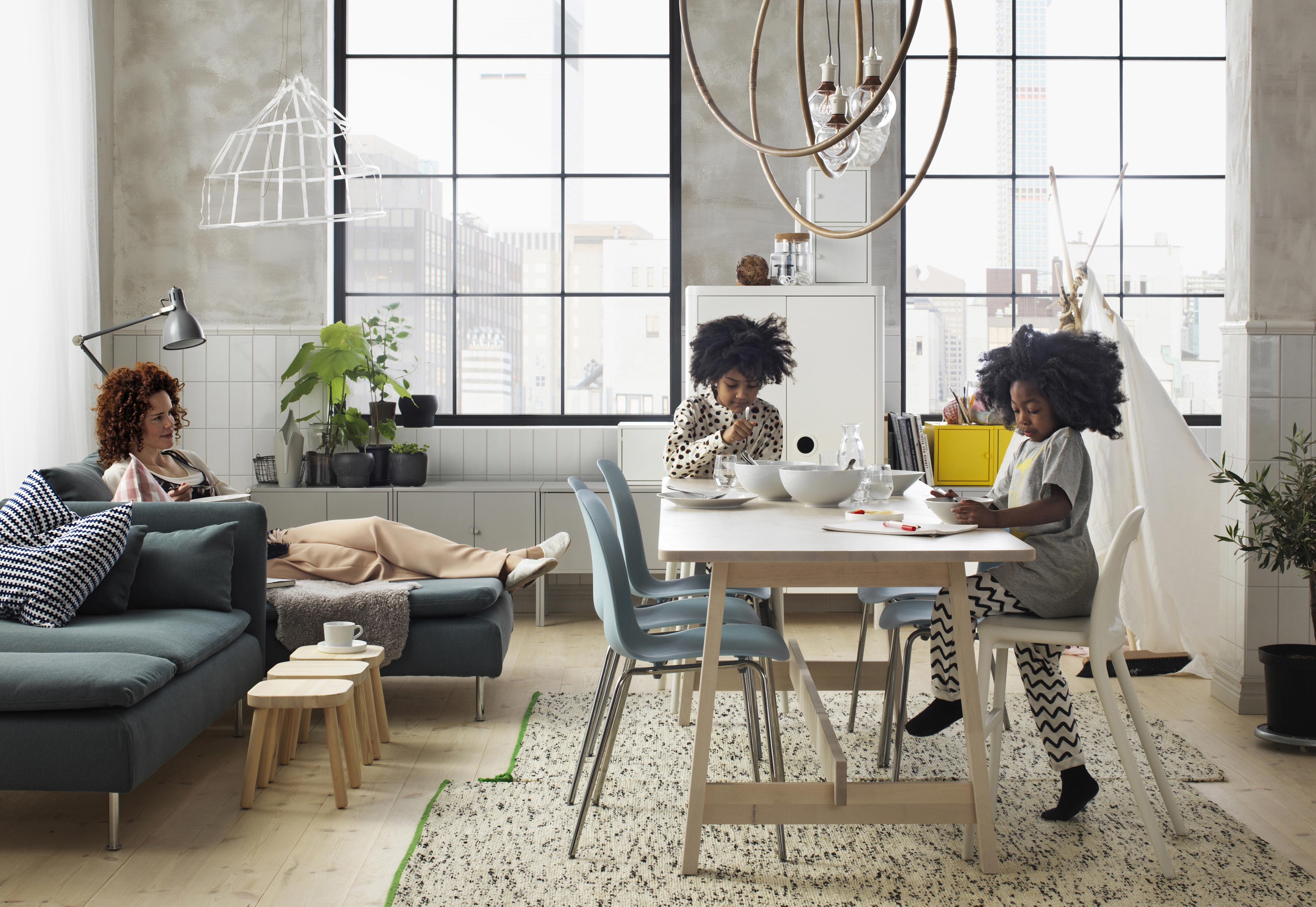 Ikea wohnzimmer stuhl