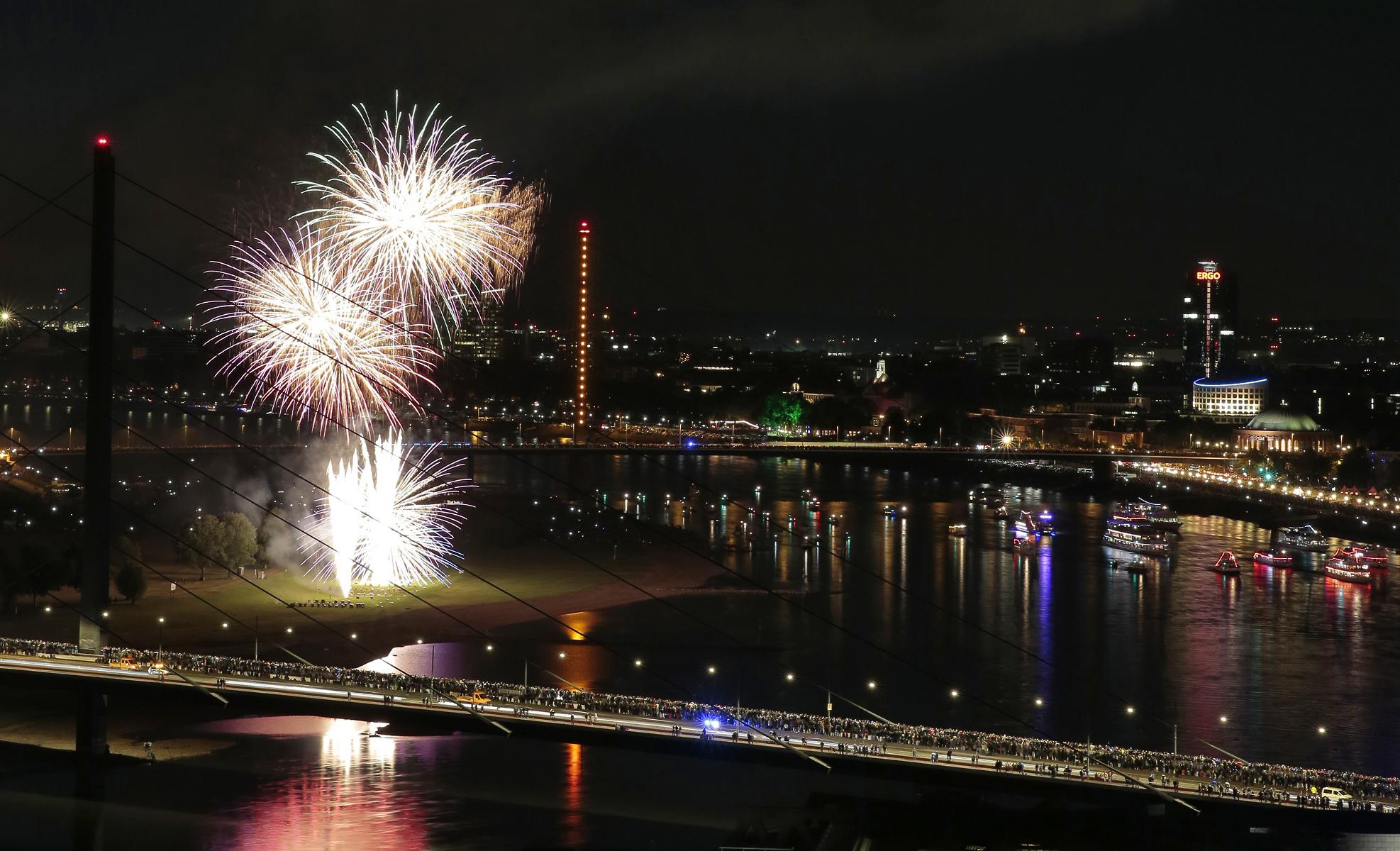 Tag Japan: Japan-Tag Düsseldorf/NRW: 650.000 Besucher Erleben Ein