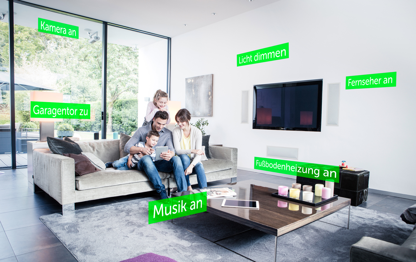 so intelligent wohnt deutschland 2 2 millionen verbraucher nutzen zuhause presseportal. Black Bedroom Furniture Sets. Home Design Ideas