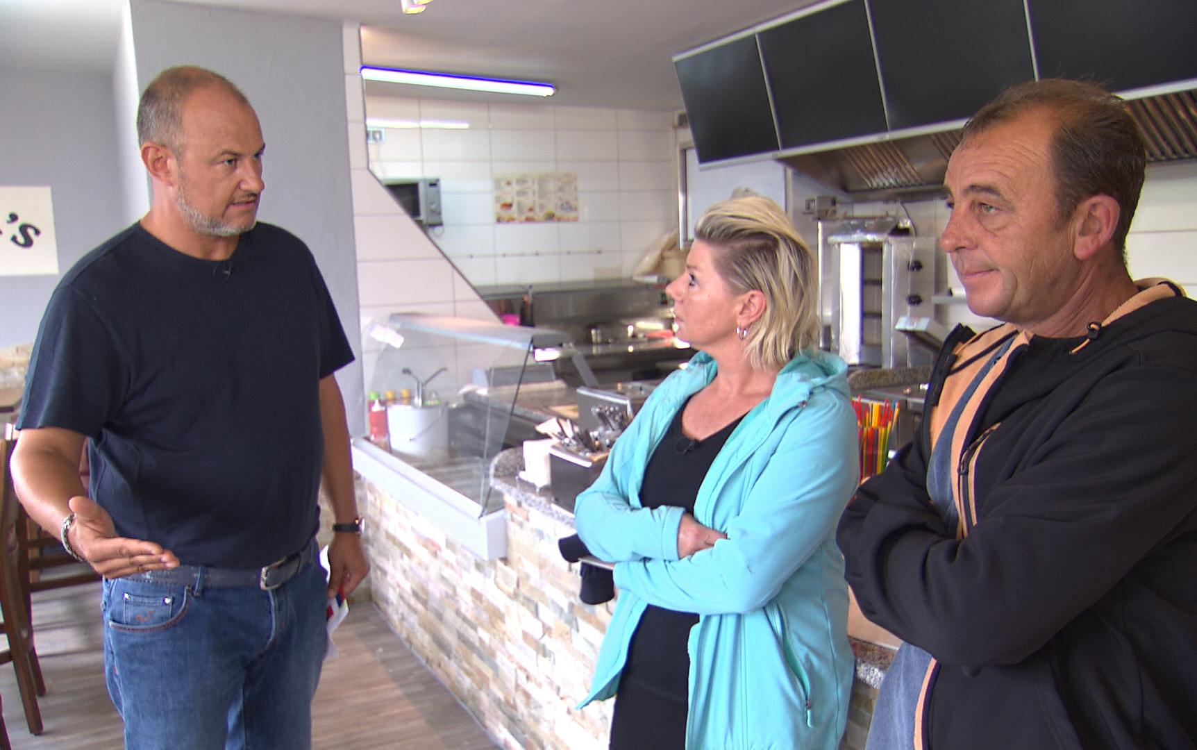 Zum Ersten Mal Nach 70 Folgen Frank Rosin Bricht Gastronomische