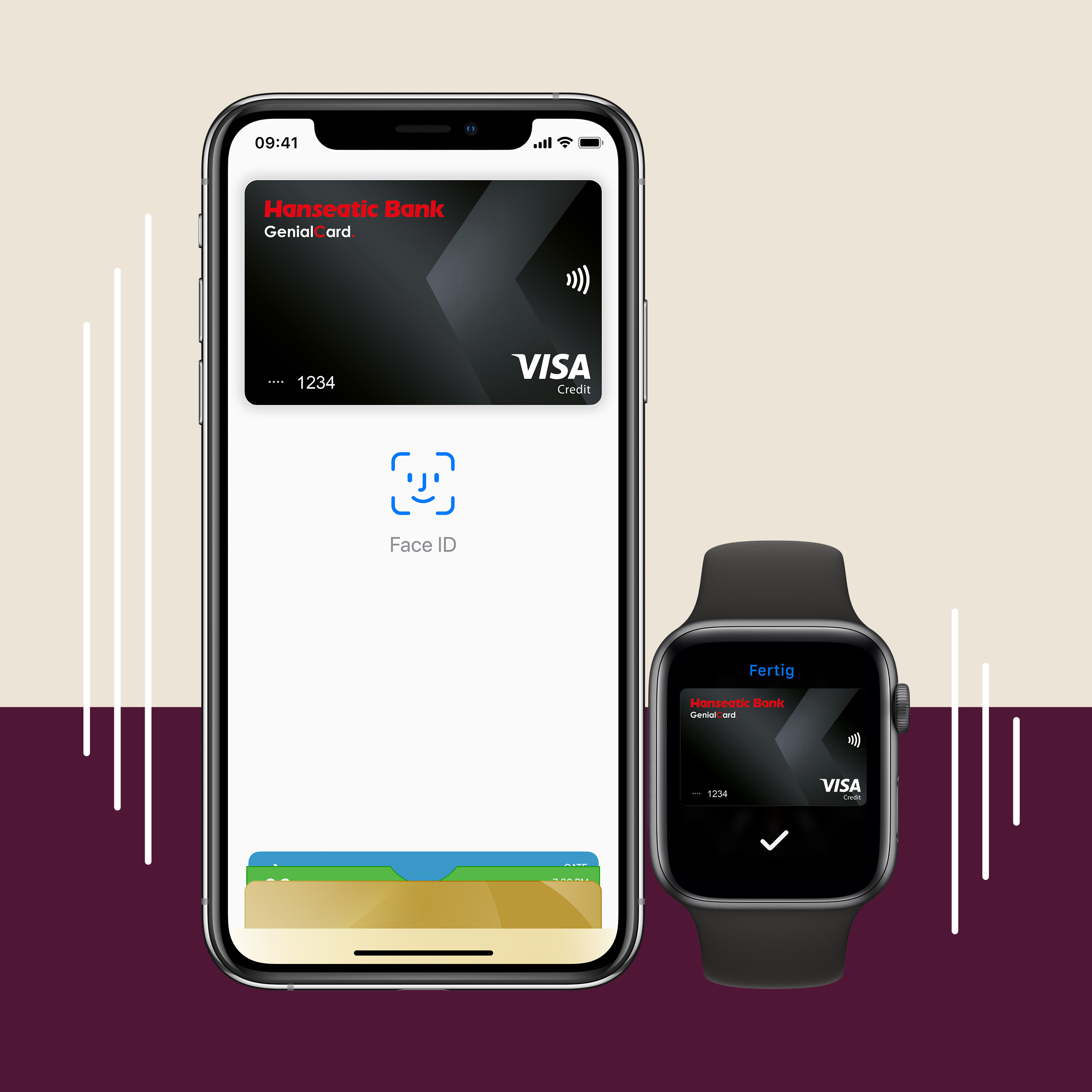 Apple Pay Jetzt Fur Hanseatic Bank Kunden Verfugbar Presseportal