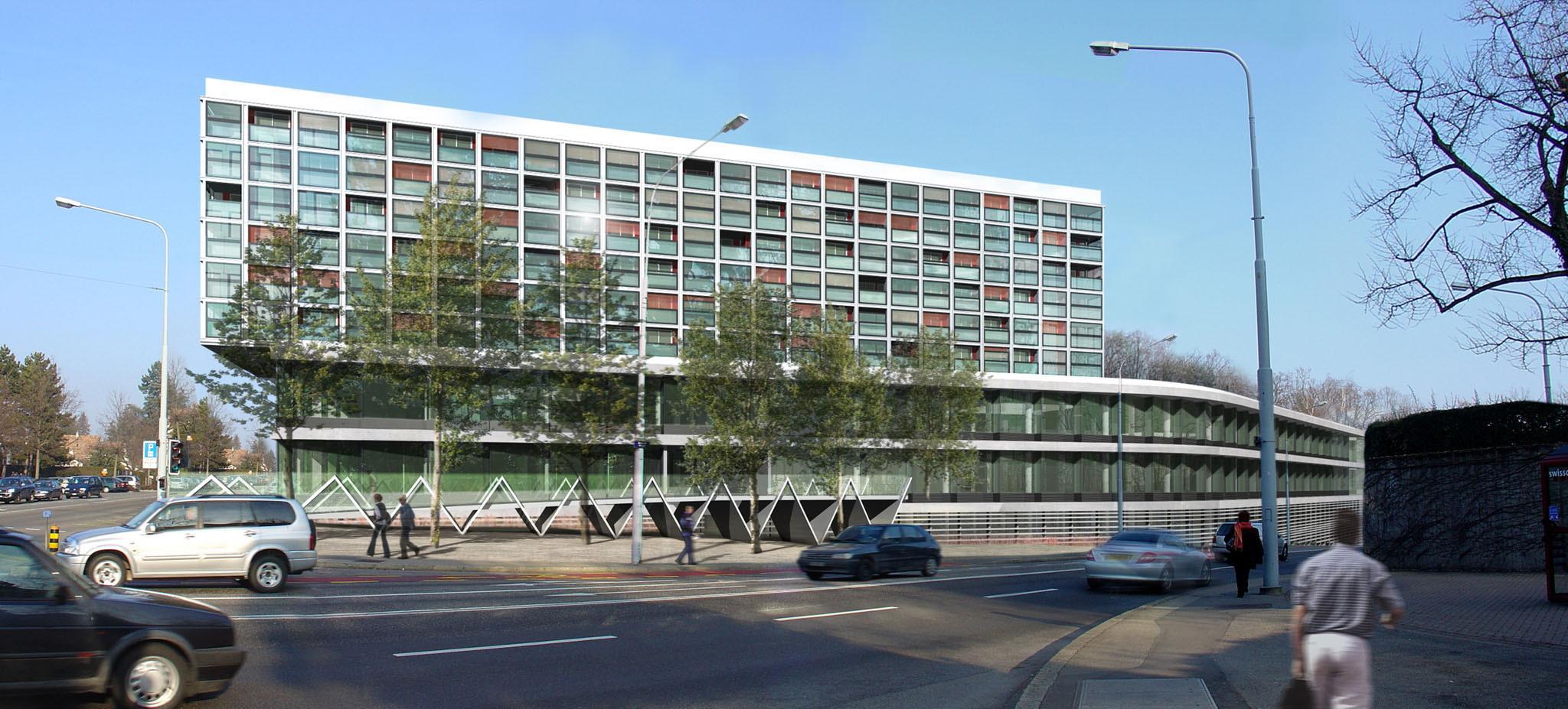 Allianz suisse investit dans le site de gen ve presseportal for Agence immobiliere zurich
