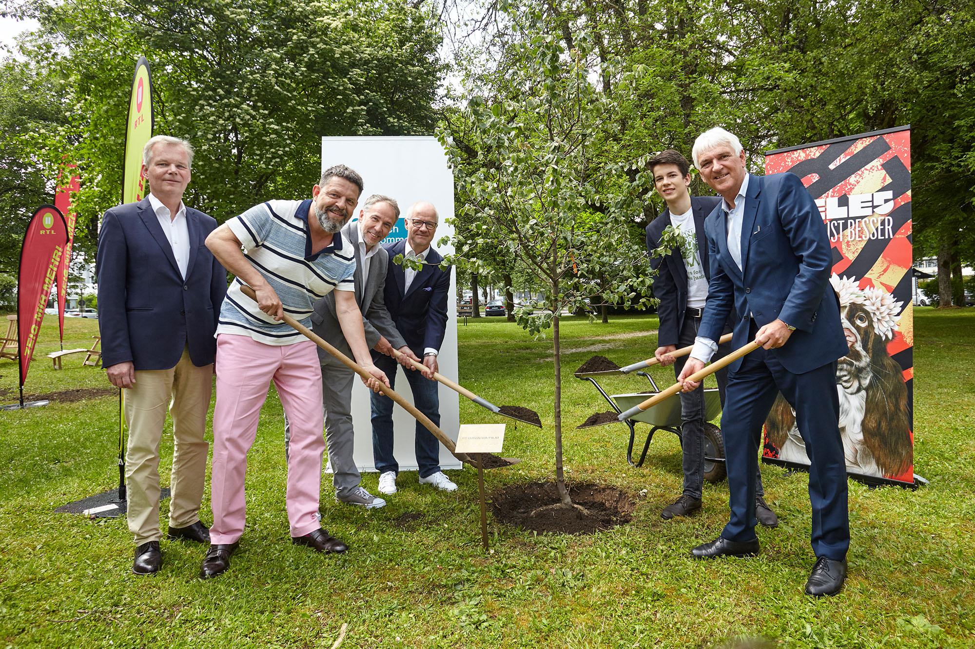 TELE 5, RTL II und BAVARIA FILM schließen eigenes Klima-Abkommen ...