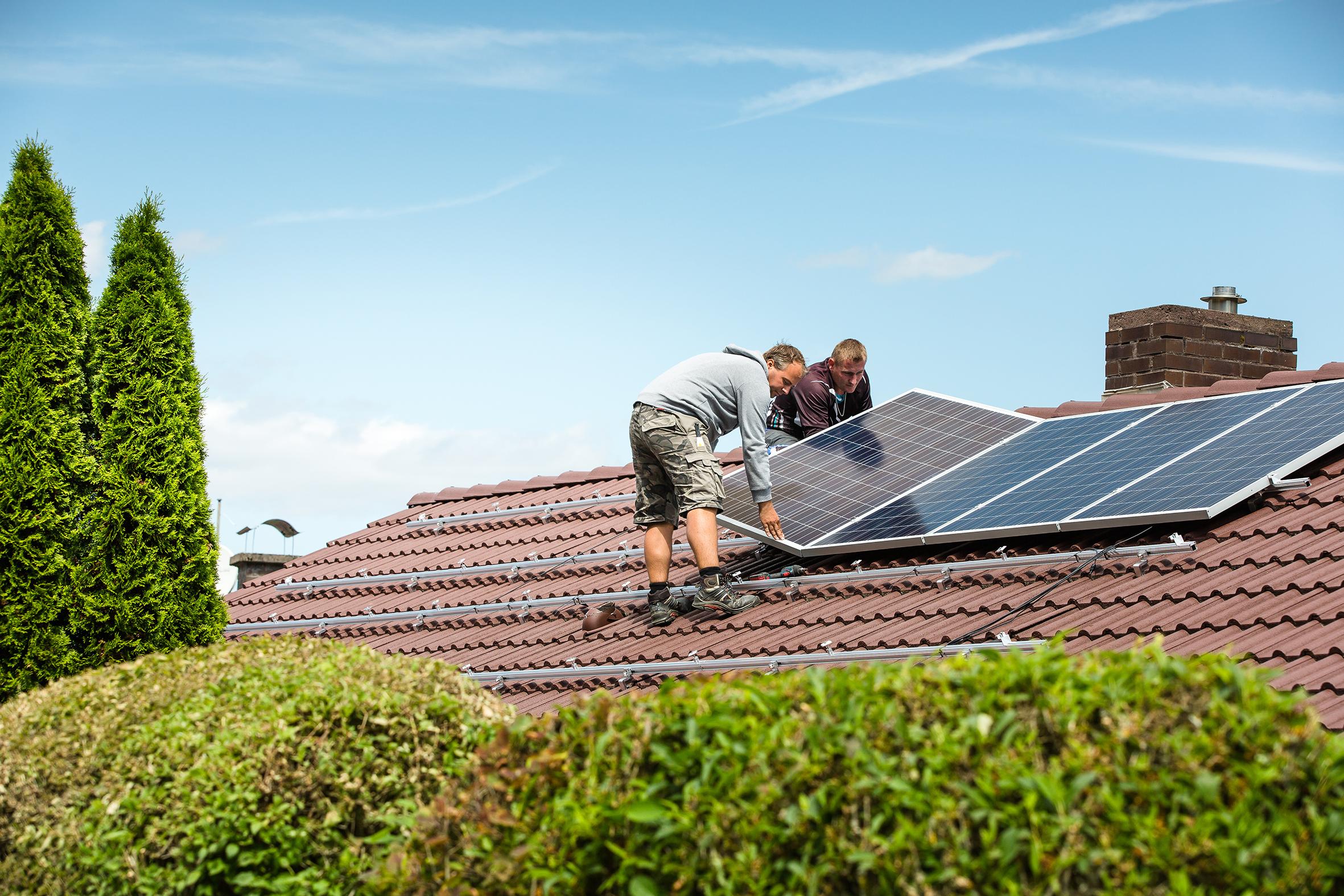 Solaranlage Von Entega Ab 53 Euro Monatlich Bis Zu 450