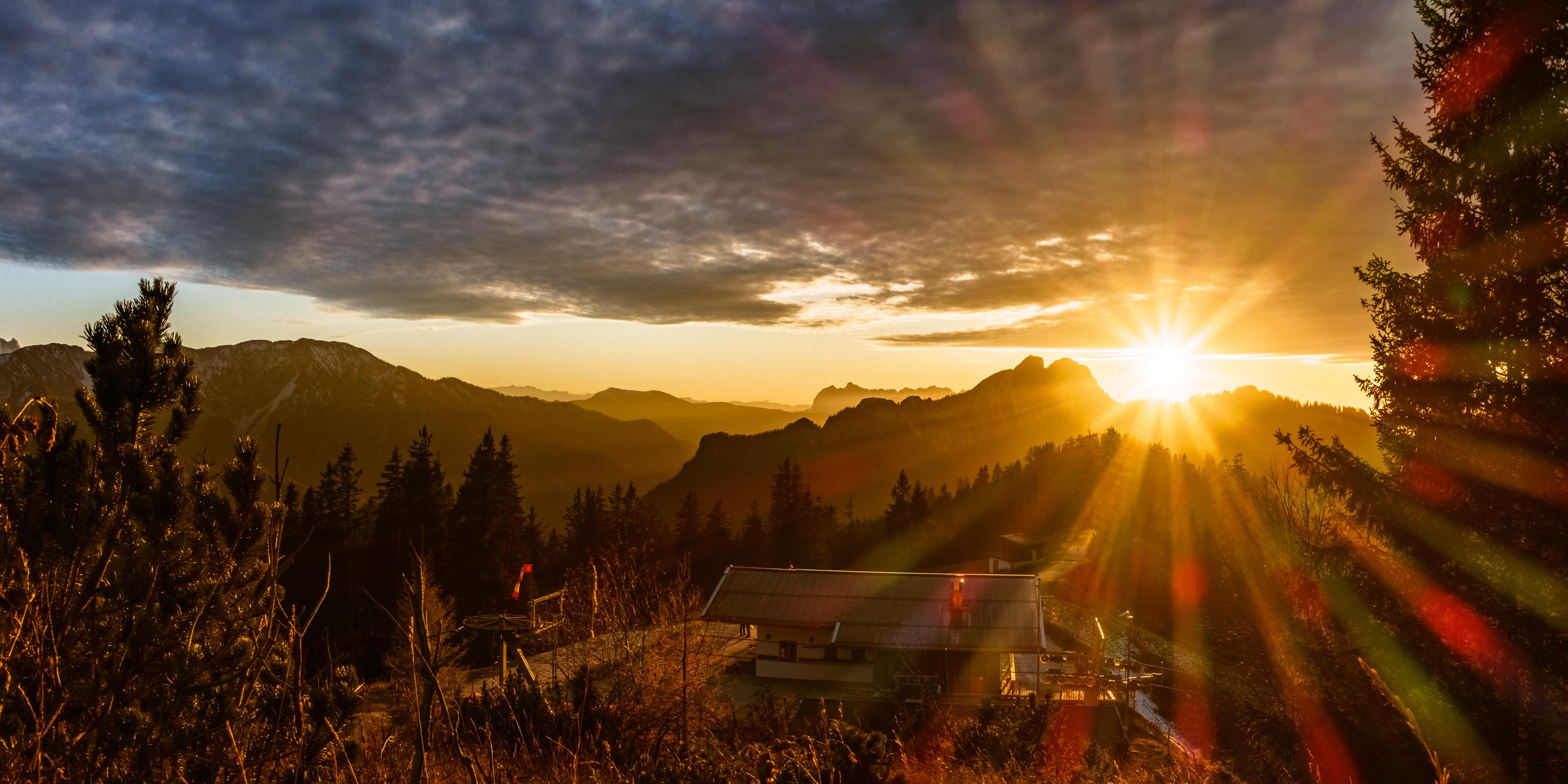 Inzell Karte.Die Neue Chiemgau Karte Herbsturlaub Mit Mehrwert In Ruhpolding