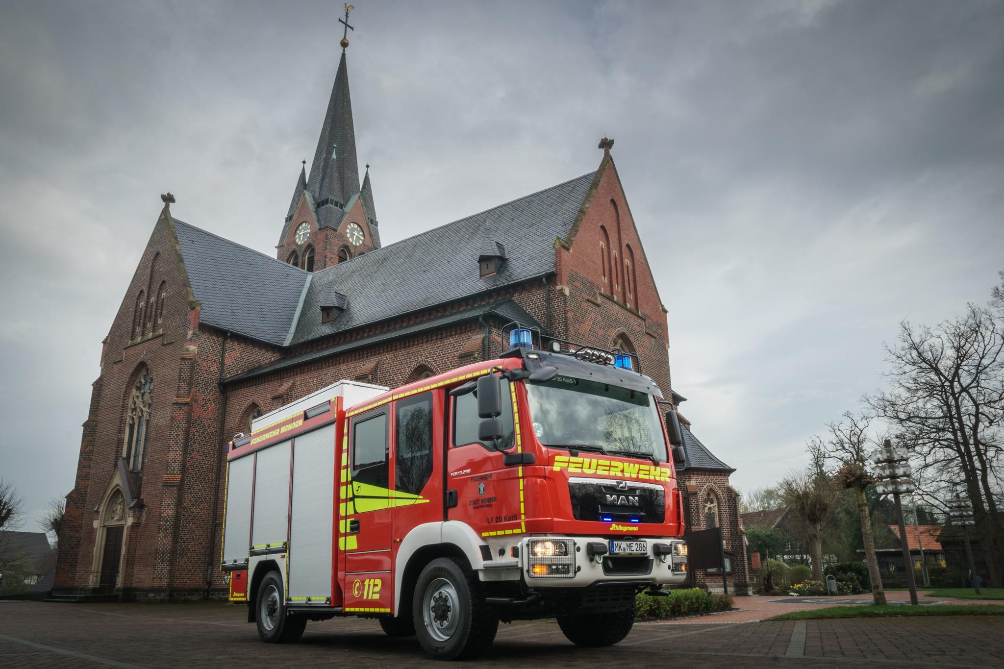 ▷ FW Menden: Feuerwehrfest Halingen | Presseportal