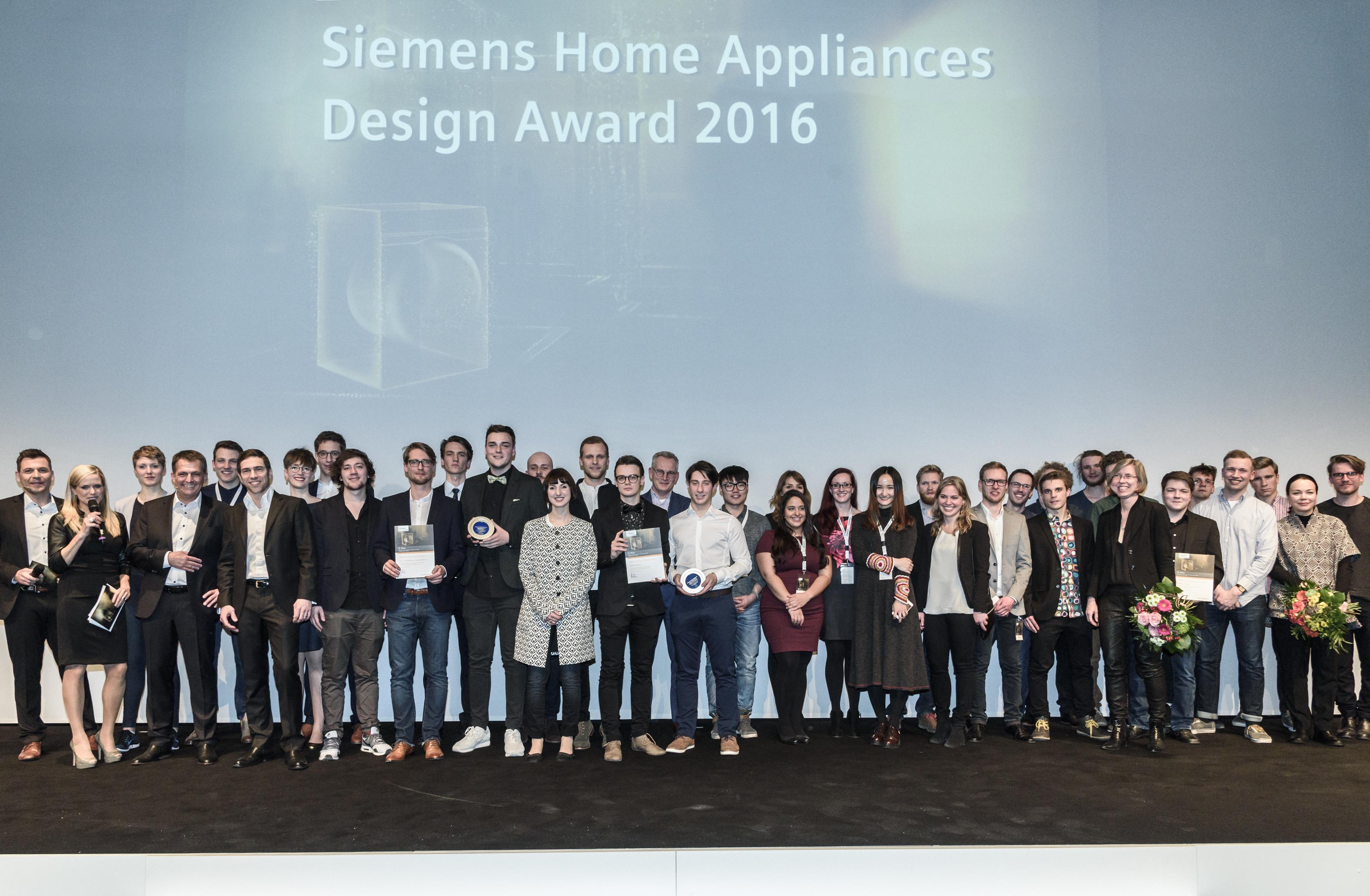 siemens home appliances design award 2016 auszeichnung f r junges produkt und. Black Bedroom Furniture Sets. Home Design Ideas