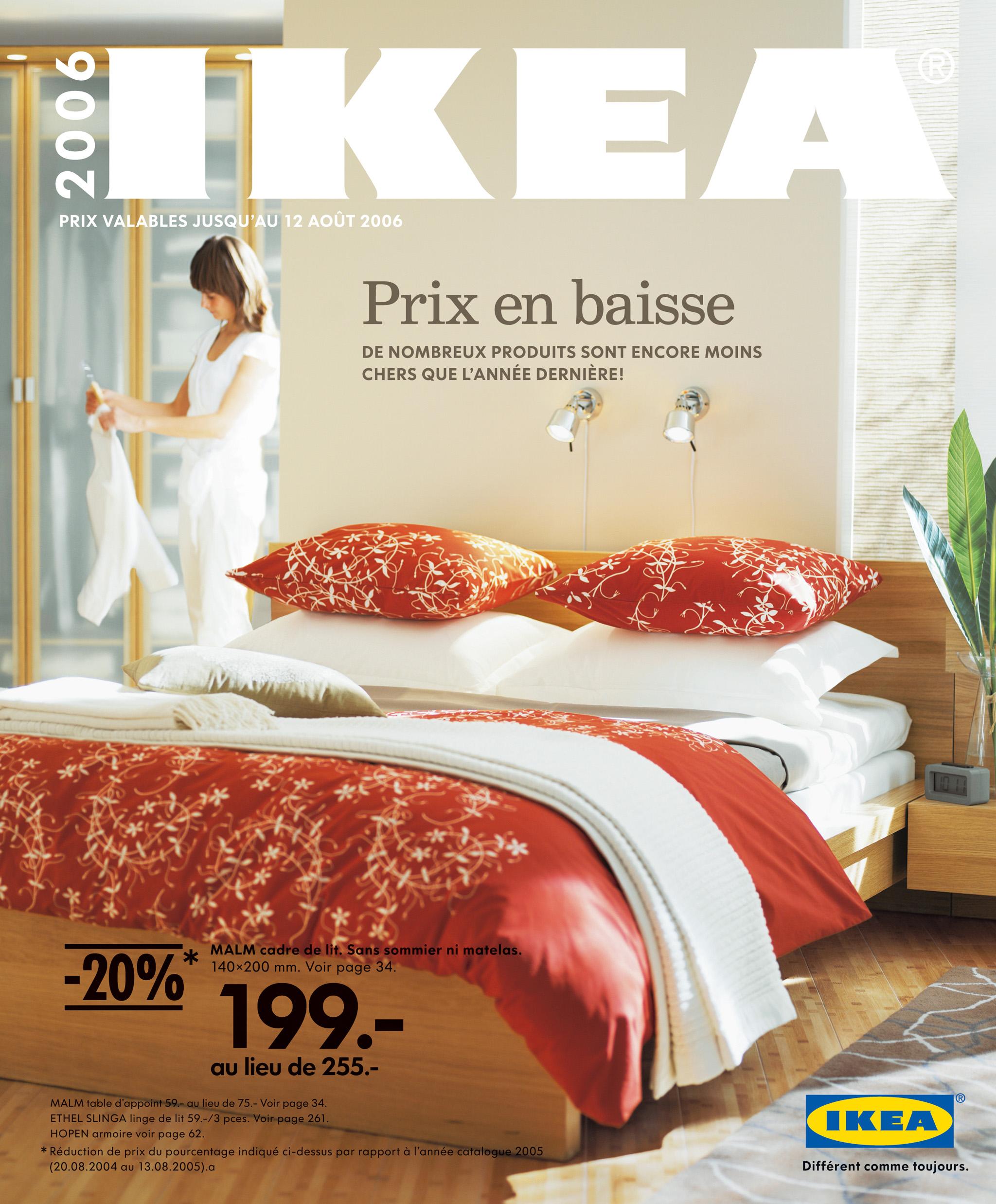 Ikea le magasin d 39 ameublement investit 30 millions de chf for Trois quarts matelas ikea