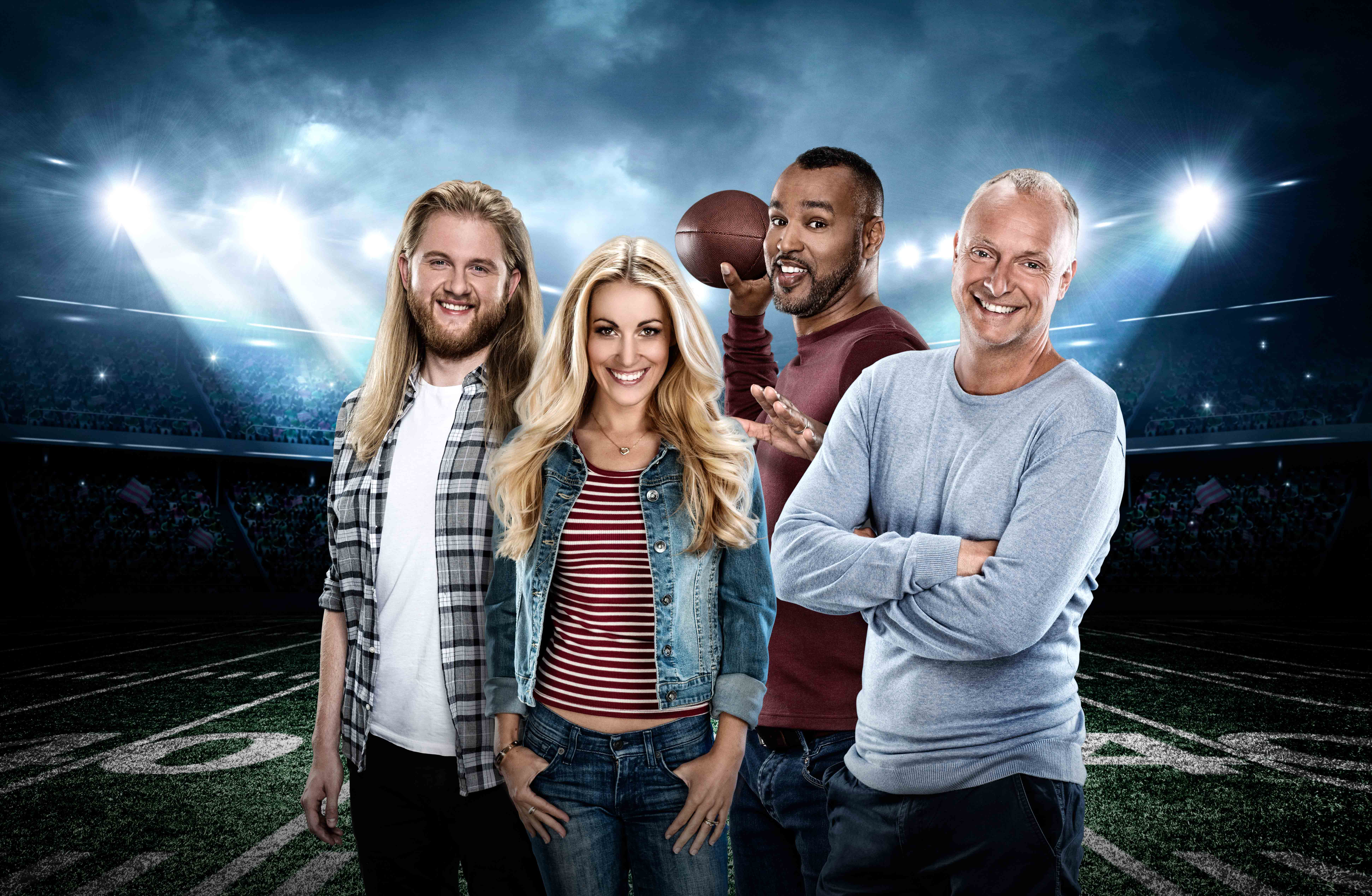 51 Super Bowl Live In Sat 1 New England Patriots Atlanta Falcons Am Sonntag 5 Presseportal