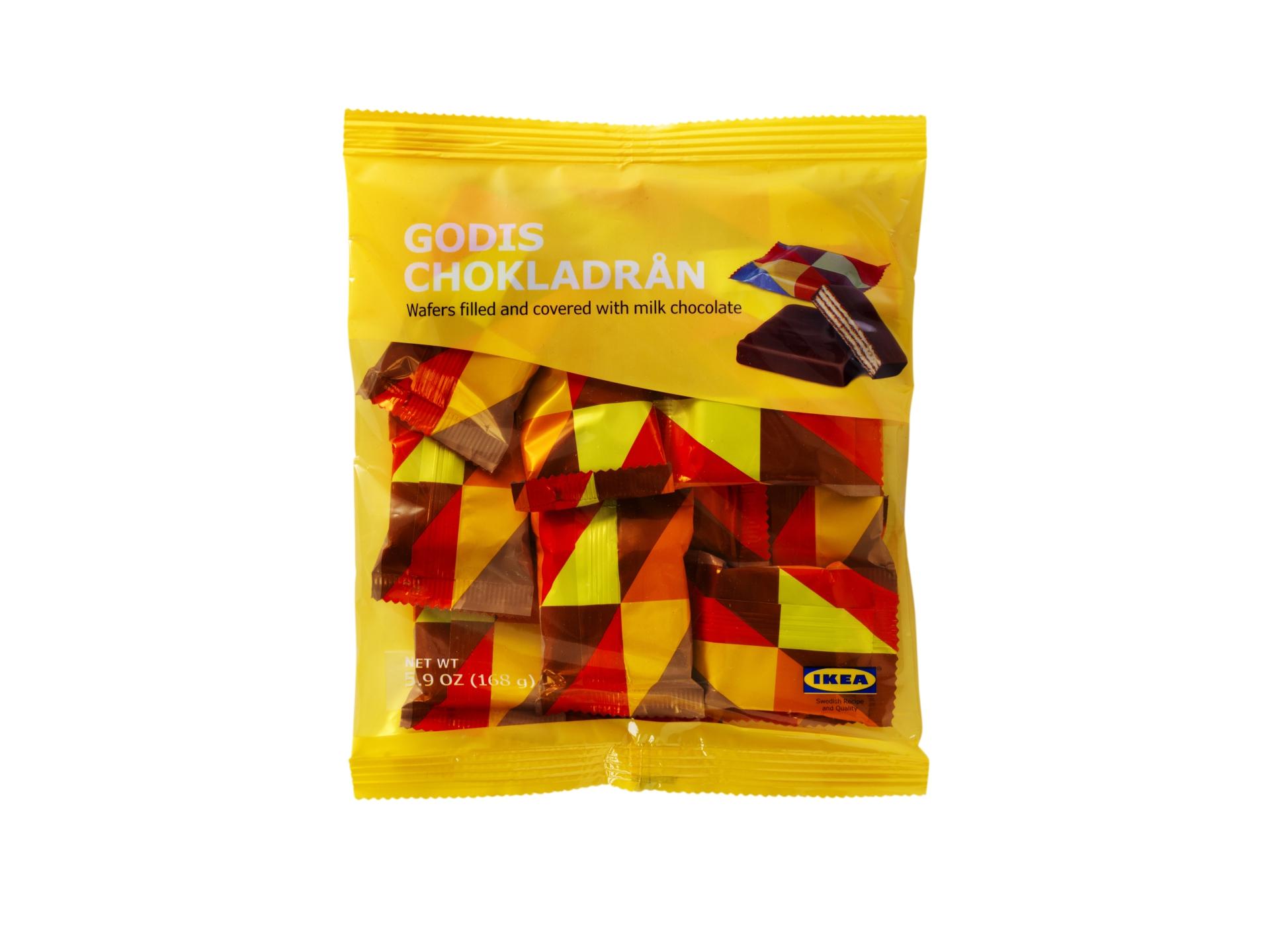 ikea dehnt r ckruf zu schokolade aus sechs weitere produkte sind f r personen mit. Black Bedroom Furniture Sets. Home Design Ideas