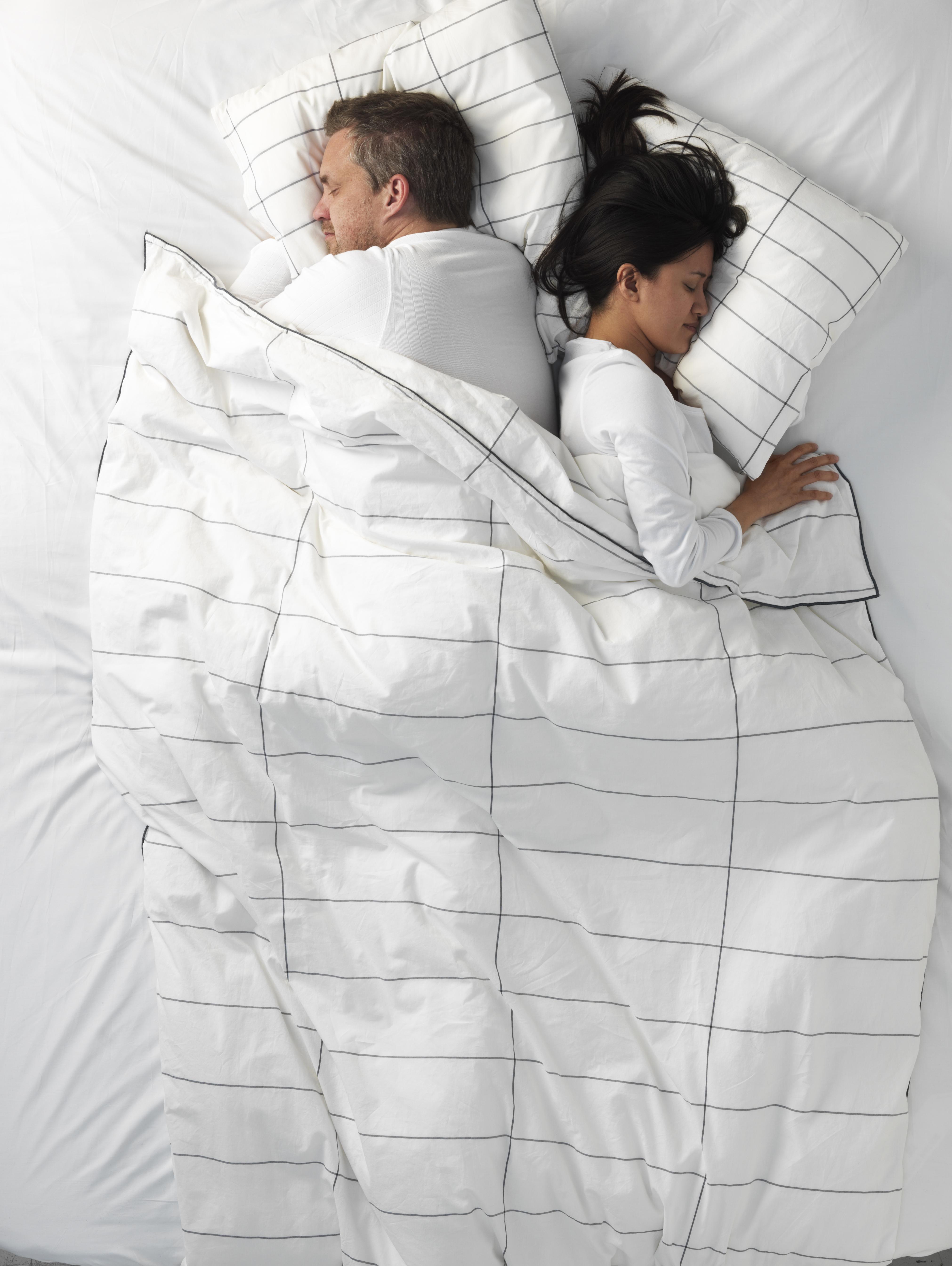 Ist es besser nackt zu schlafen