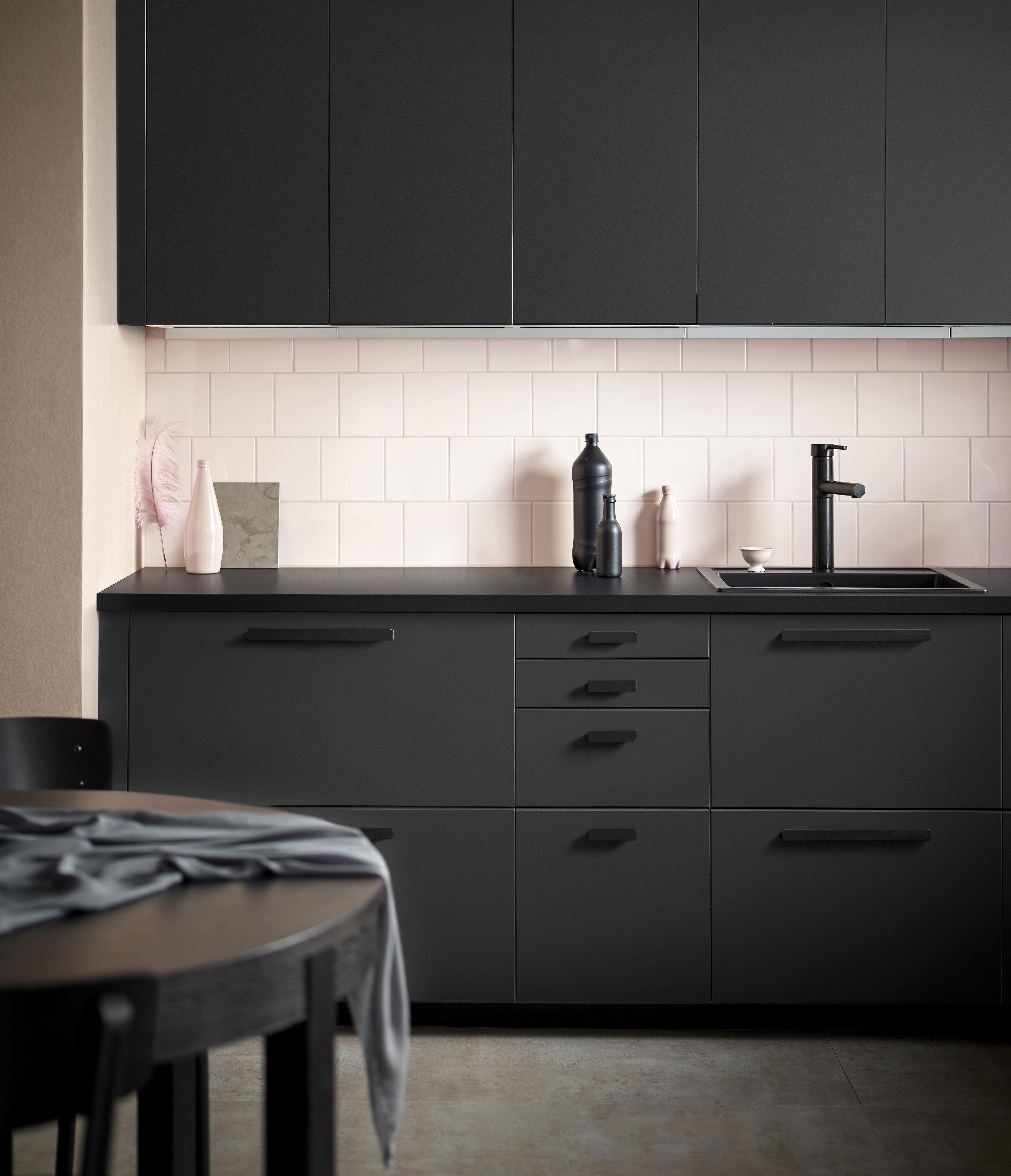 Küchenzeile ikea  ▷ IKEA bringt Küchenfronten aus recycelten PET-Flaschen auf den ...