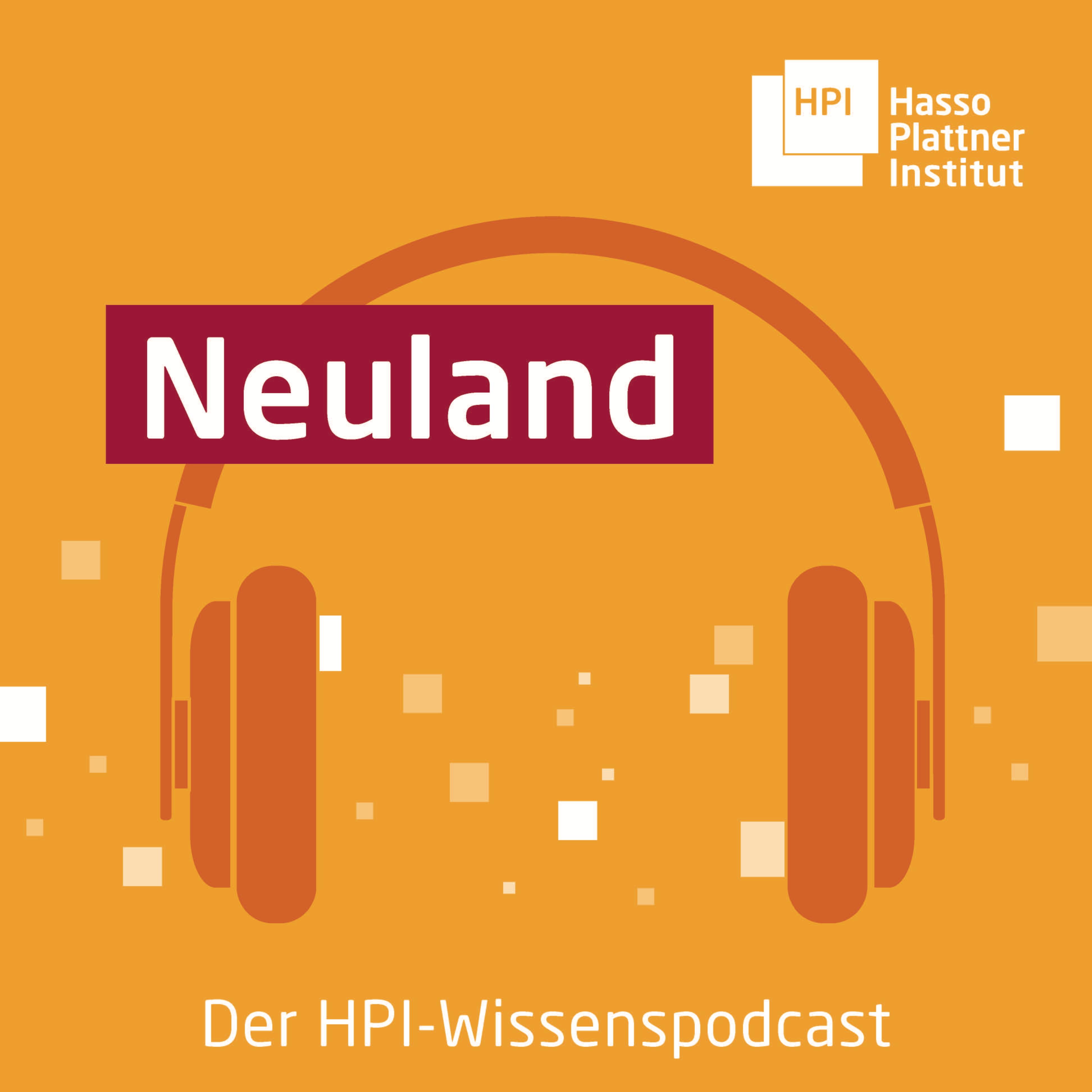 Neuland Hasso Plattner Institut Startet Wissenspodcast Zu