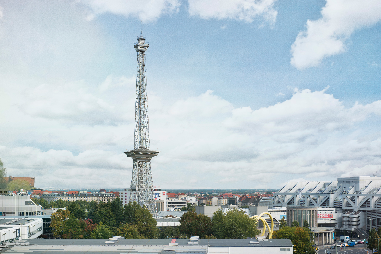 Funkturm Berlin Beleuchtung | image x attachment false