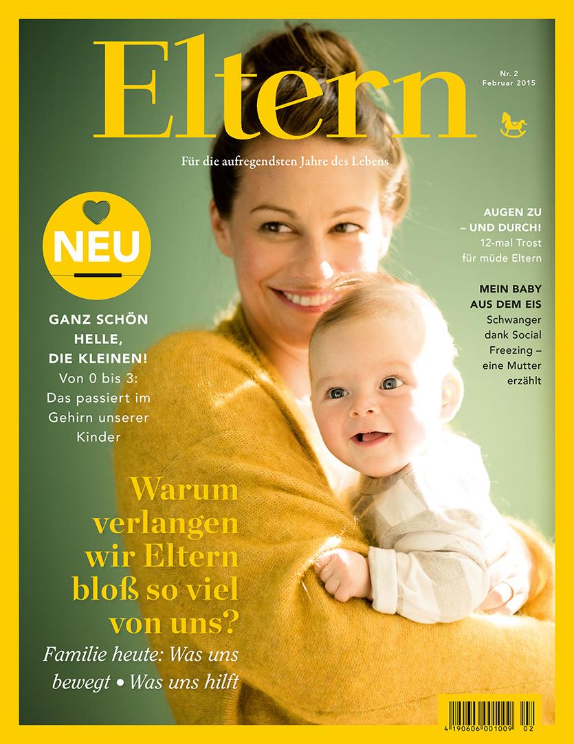 Gruner Und Jahr Zeitschriften große forsa studie der zeitschrift eltern eltern heute immer