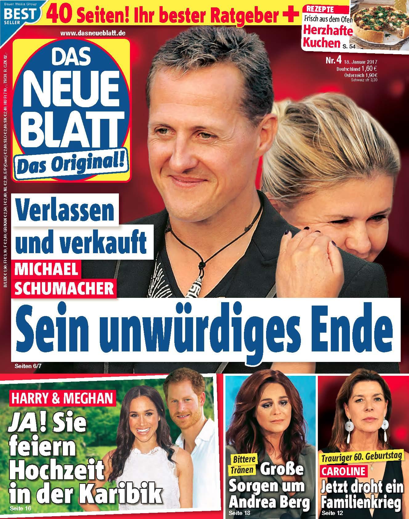 ▷ 203 News von Bauer Media Group, DAS NEUE BLATT - Pressemeldungen ...