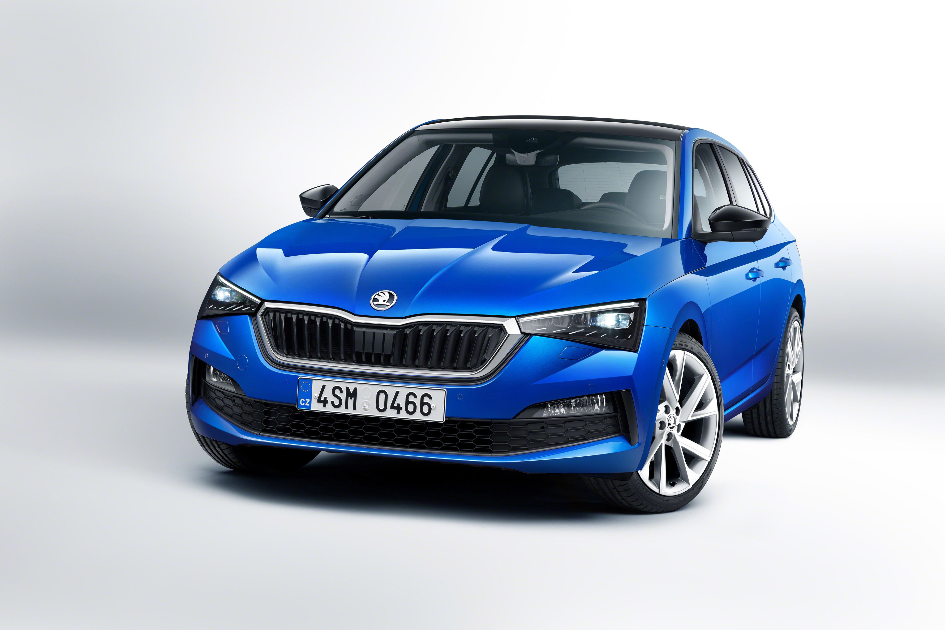 Škoda Scala: Weltpremiere für den Rapid-Nachfolger