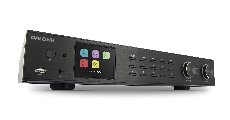 palona tuner 190c hifi tuner mit internetradio dab spotify und und und pressemitteilung. Black Bedroom Furniture Sets. Home Design Ideas