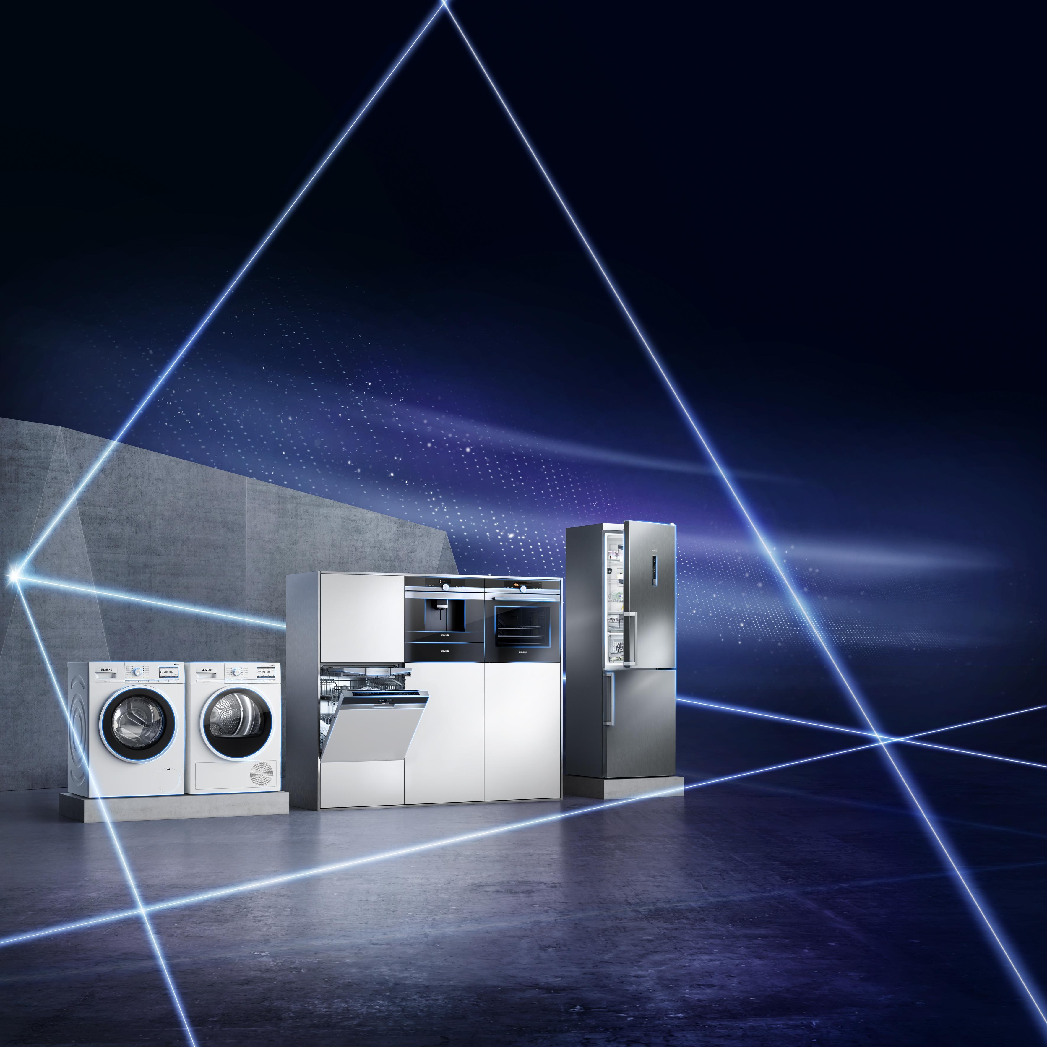 Wohin entwickelt sich die digitale Küche? / Siemens Hausgeräte ... | {Siemens küche 32}