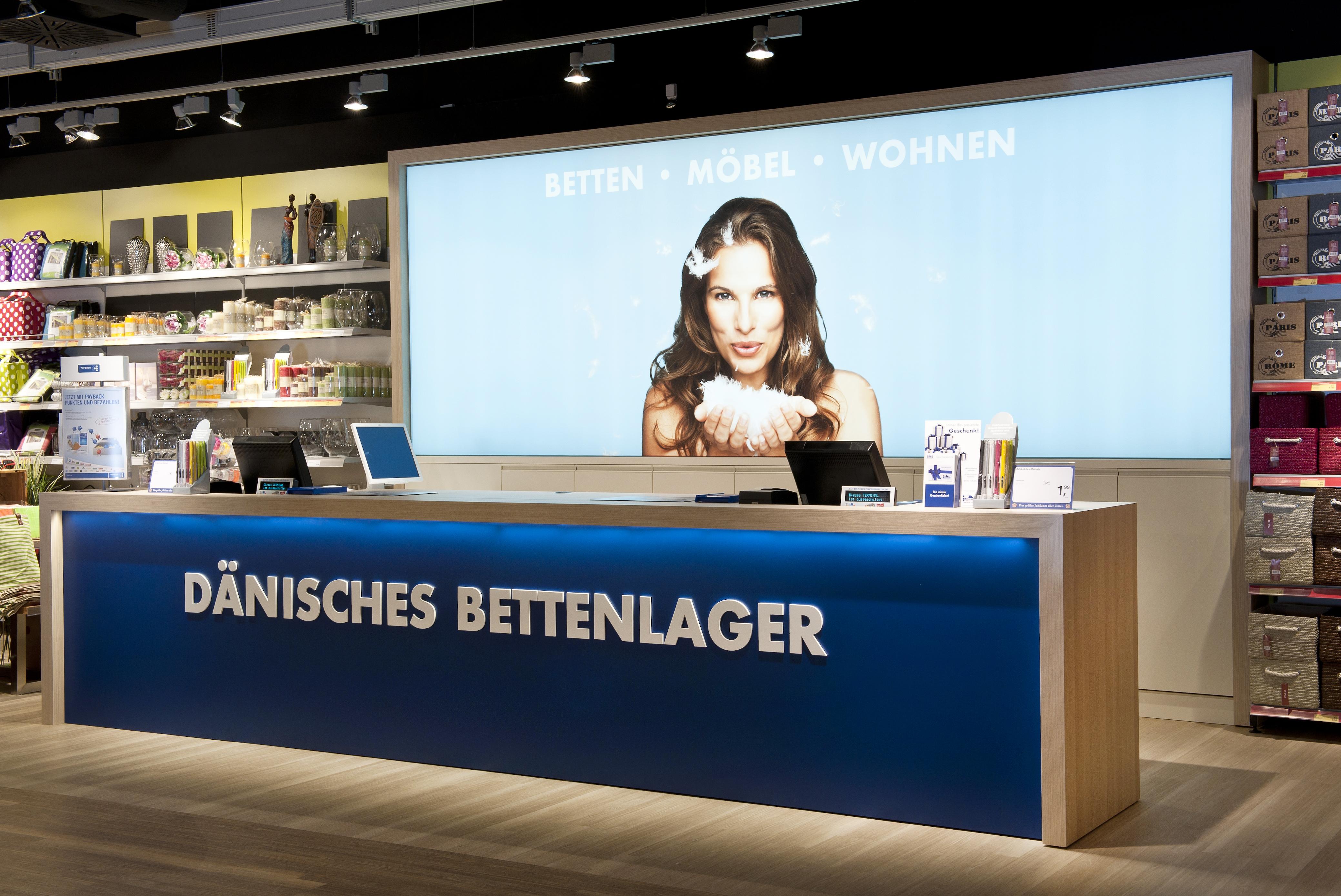 Danisches Bettenlager Neues Omninchannel Marketingkonzept