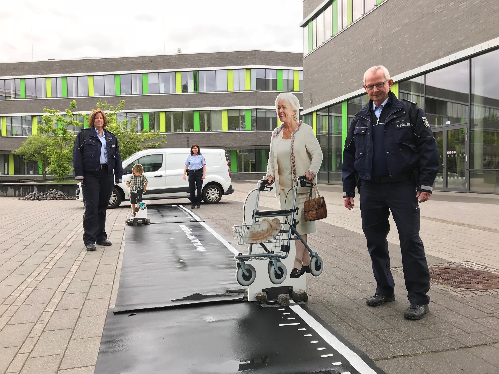 ▷ POL-WES: Kamp-Lintfort - Polizei informiert an der Hochschule ...