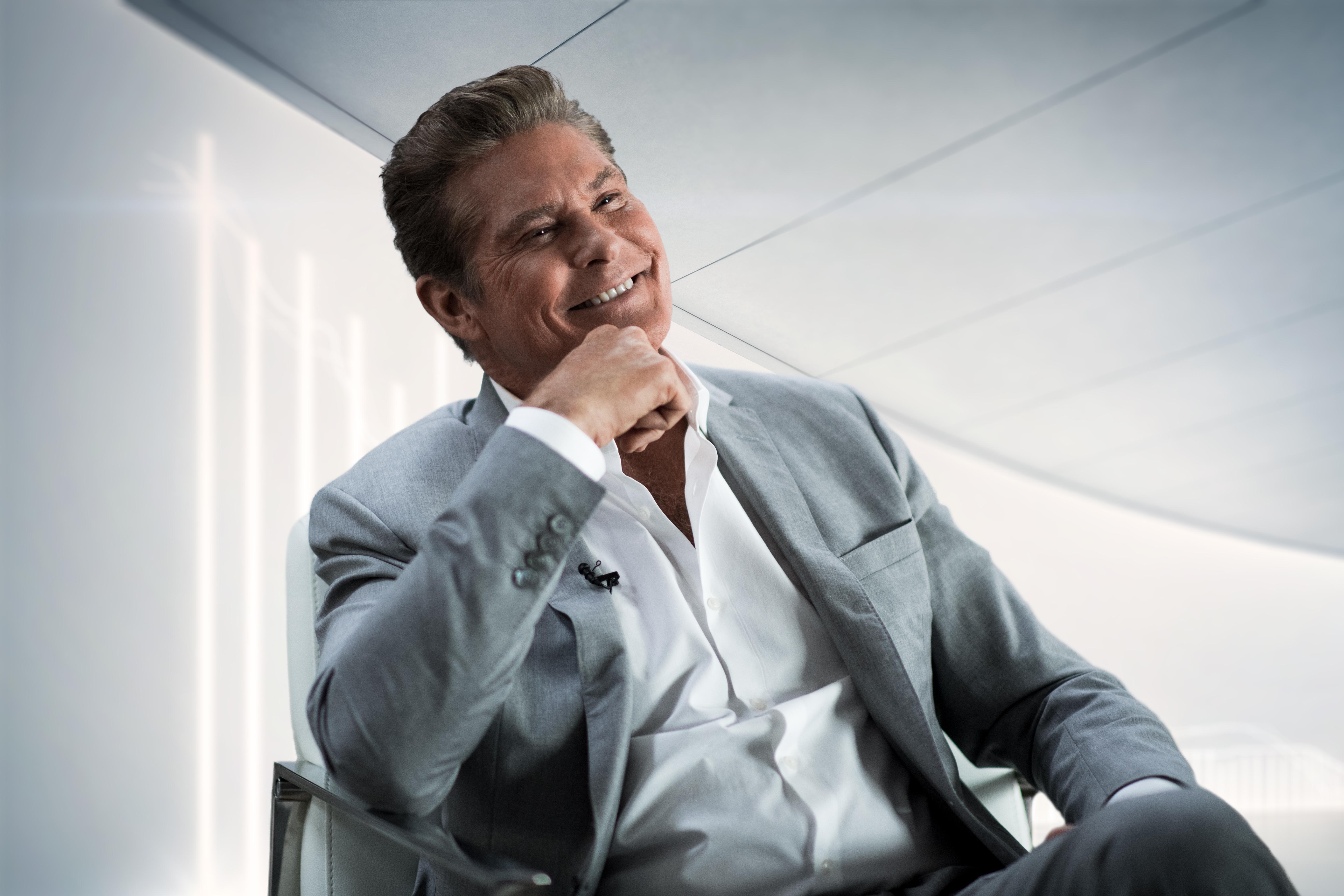 audibene+David Hasselhoff=Die HOFFnung für Menschen mit Hörverlust ...