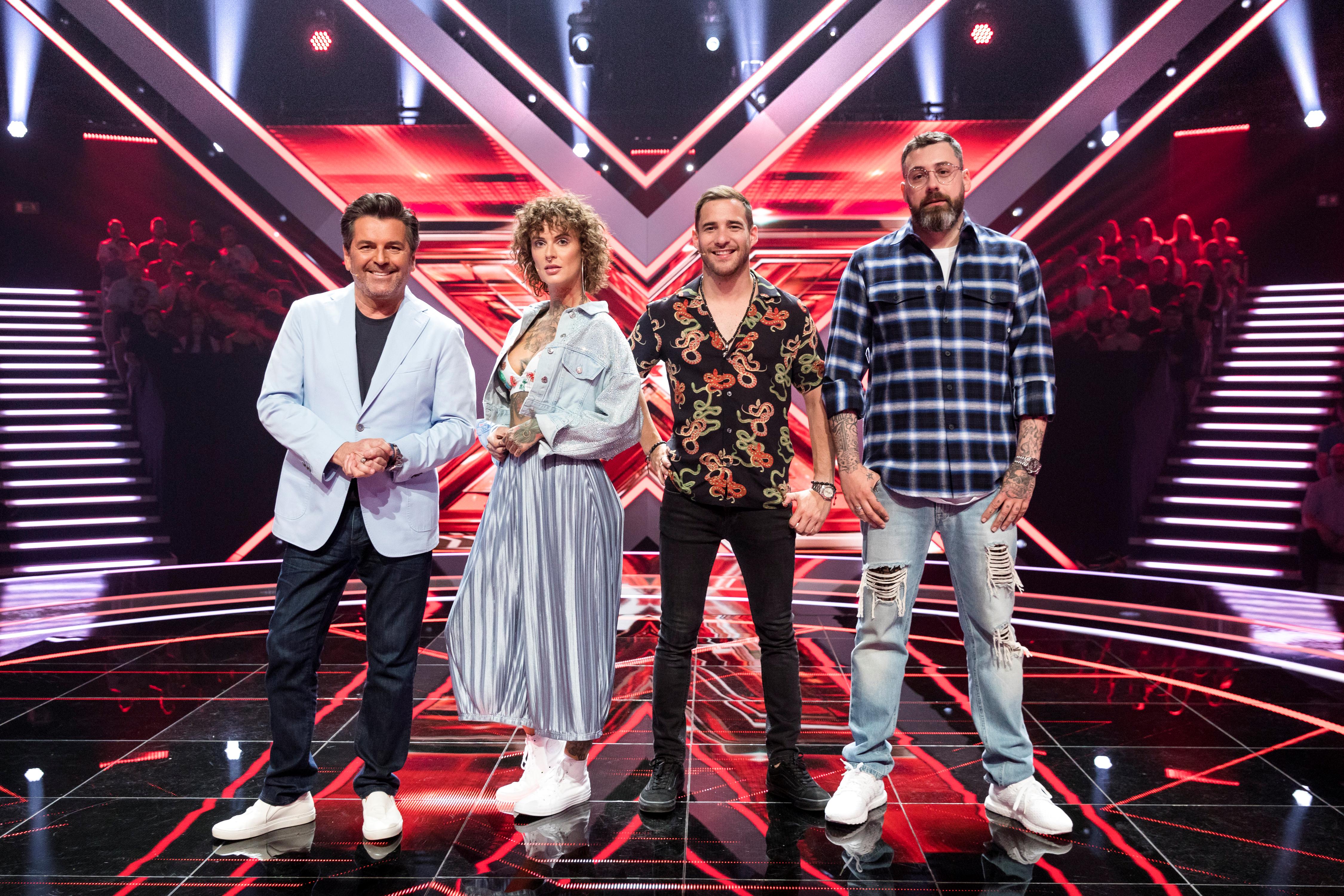 Weltweites Erfolgsformat X Factor Morgen Fallt Der Startschuss Fur Die Presseportal