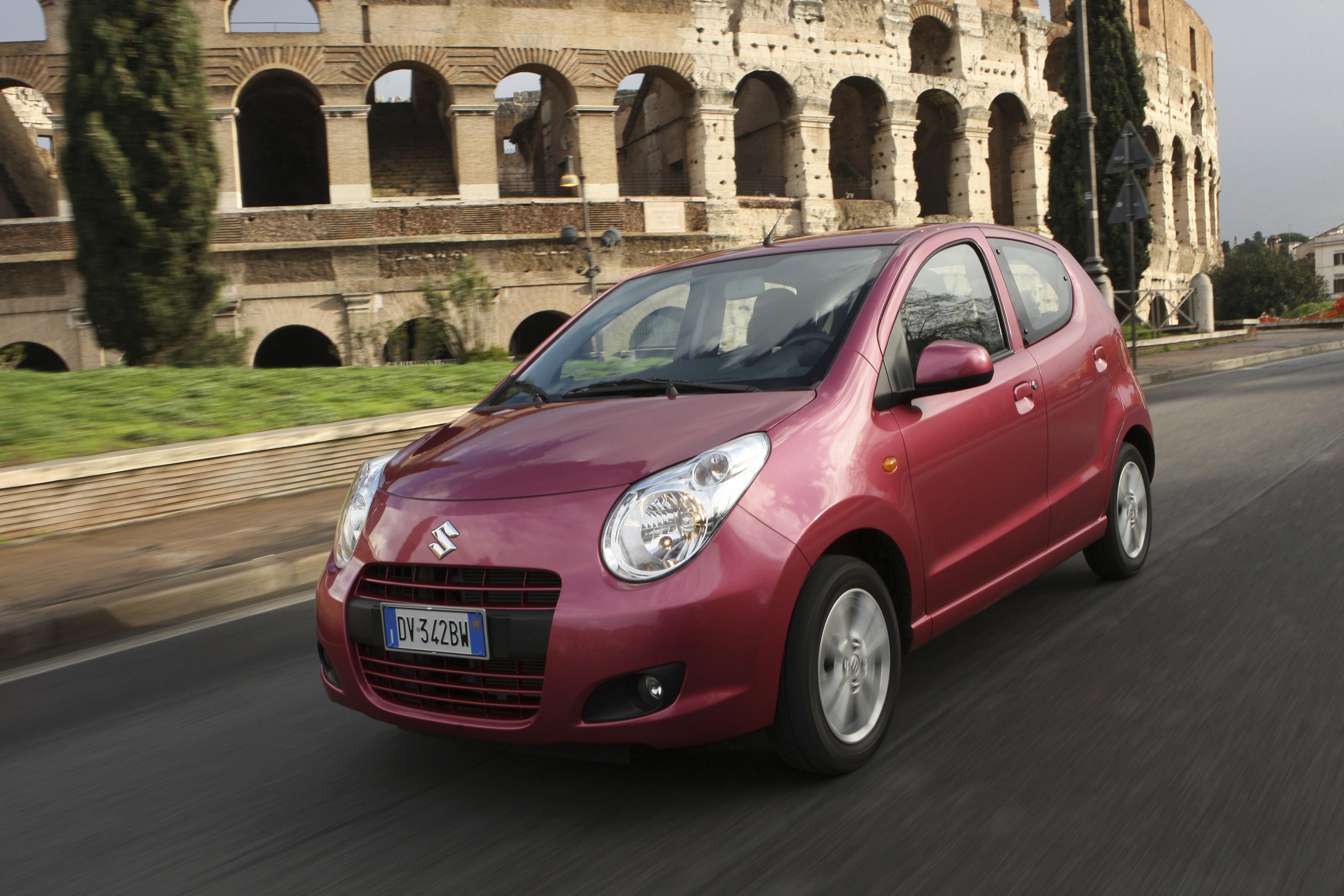 ▷ Suzuki - der Weltmarktführer im Minicar-Segment - bietet ...