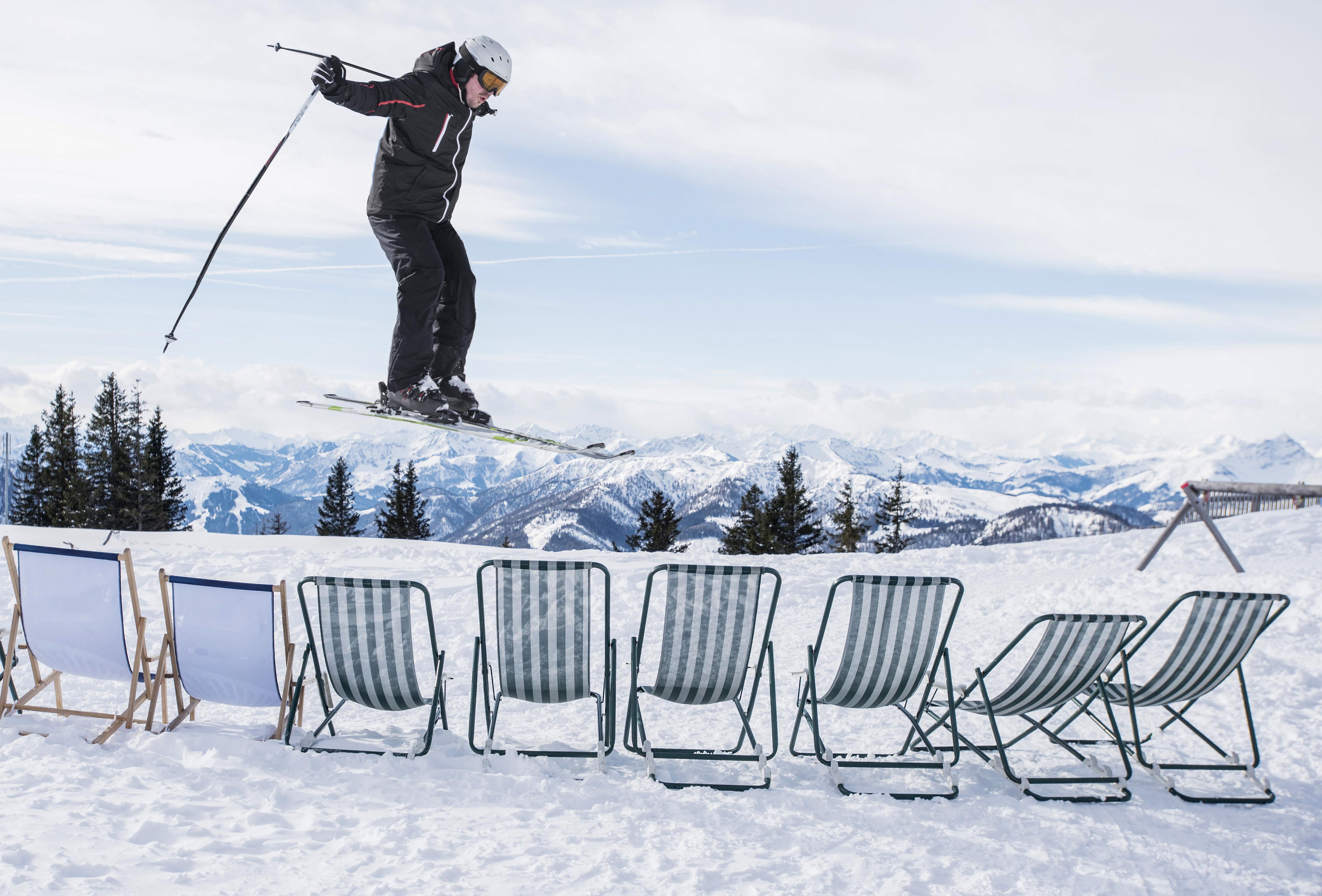 ▷ Erholung ade: Beinbruch im Winterurlaub / Auslandsreise ...