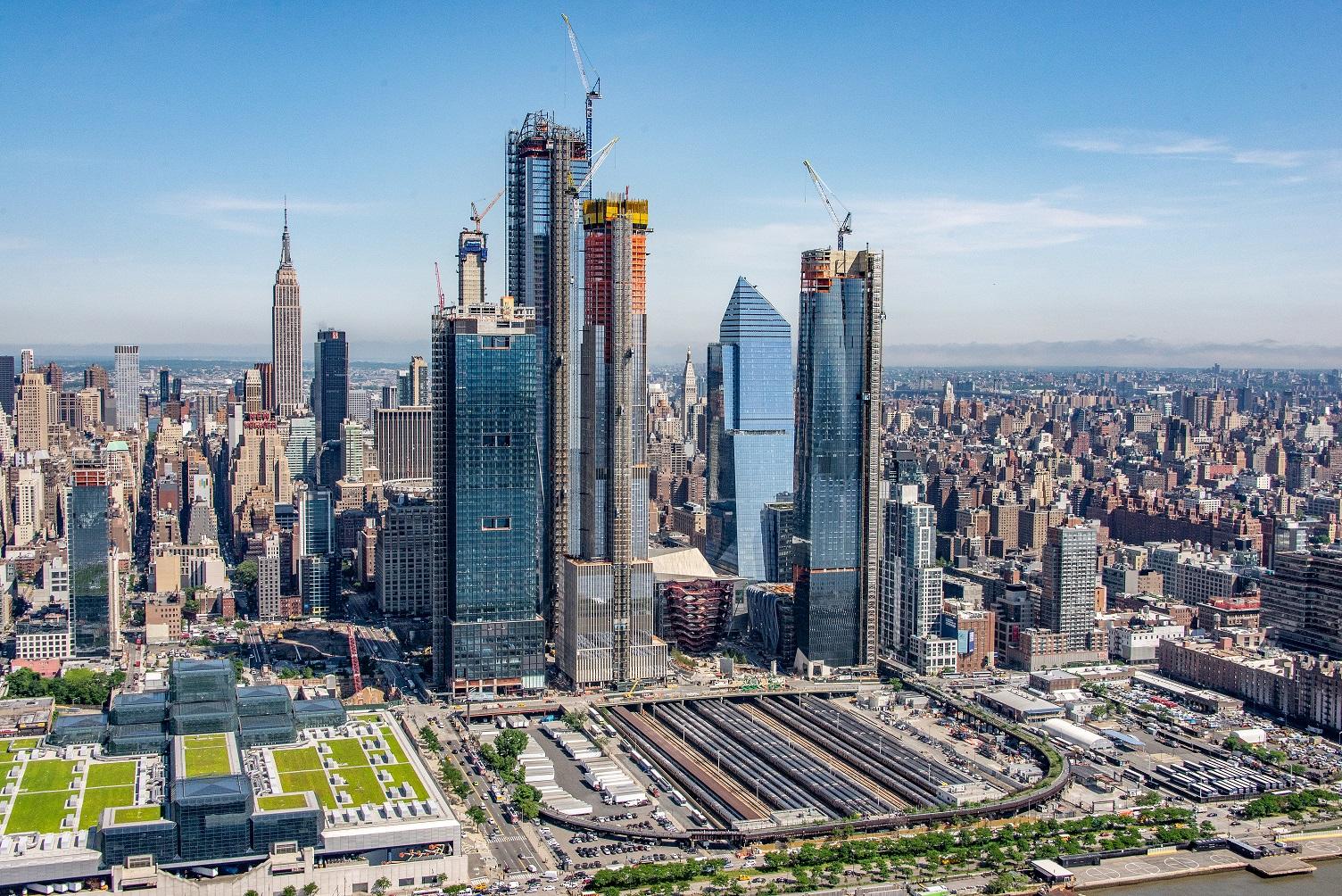 New York Developers To Build Suburban Style Mall In The: Das Nächste Mega-Projekt: Thyssenkrupp-Technologie Macht