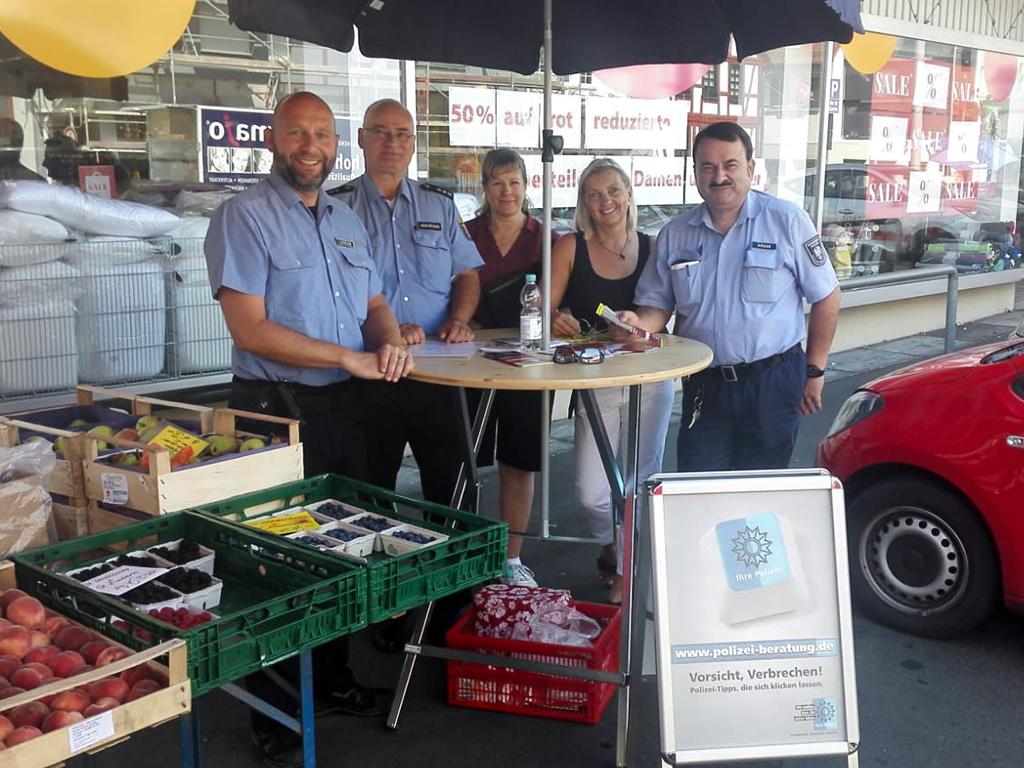 Pol We Mutige Madchen Uberfuhren Ladendiebin In Bad Nauheim