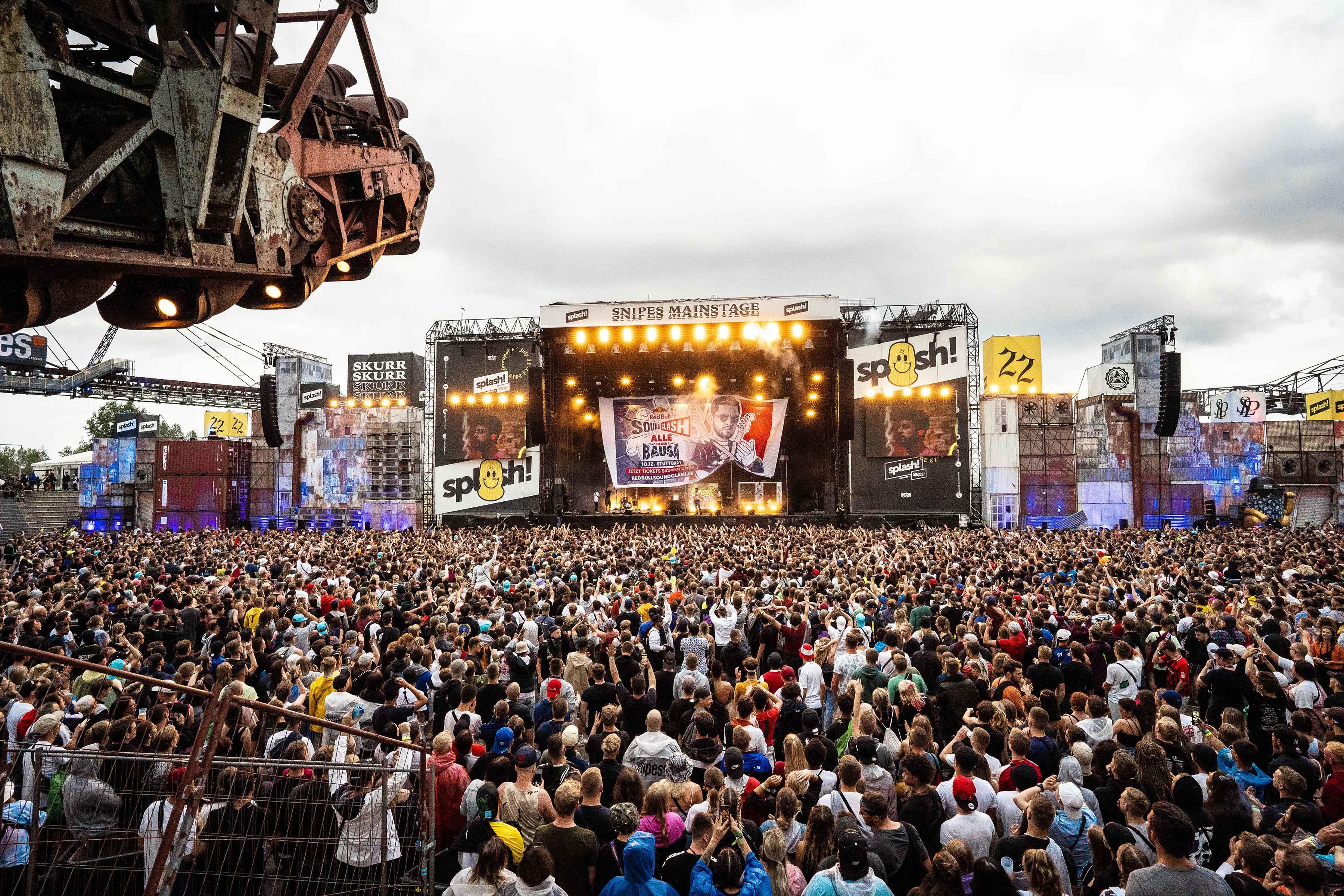 Red Bull Soundclash 2019 Bausa Stellt Sich Jeder Konkurrenz