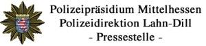 Polizeipräsidium Mittelhessen - Pressestelle Lahn - Dill