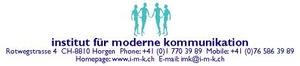 institut für moderne kommunikation