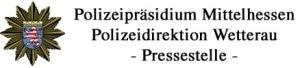 Polizeipräsidium Mittelhessen - Pressestelle Wetterau