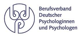 Berufsverband Deutscher Psychologinnen und Psychologen (BDP)