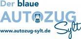 Blauer AUTOZUG Sylt