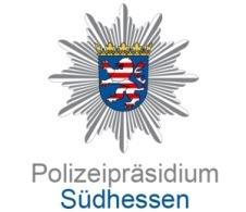 Logo Polizeipräsidium Südhessen