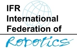 The International Federation of Robotics