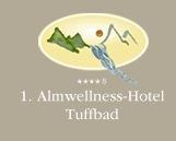 Almwellness Hotel Tuffbad