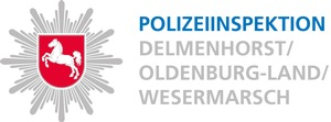Logo Polizeiinspektion Delmenhorst / Oldenburg - Land