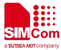 Logo SIMCom Wireless Solutions Co., Ltd.