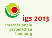 Logo internationale gartenschau hamburg 2013 gmbh