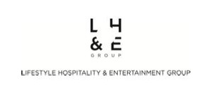 Logo LH&E Lifestyle Hospitality & Entertainment Management AG