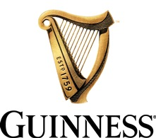 Logo Diageo Guinness Continental Europe